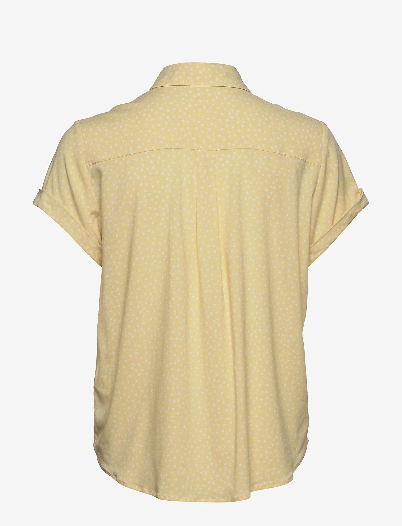 Samsøe Samsøe - Majan ss shirt aop 9942 - overhemden met korte mouwen - summer drops - 1