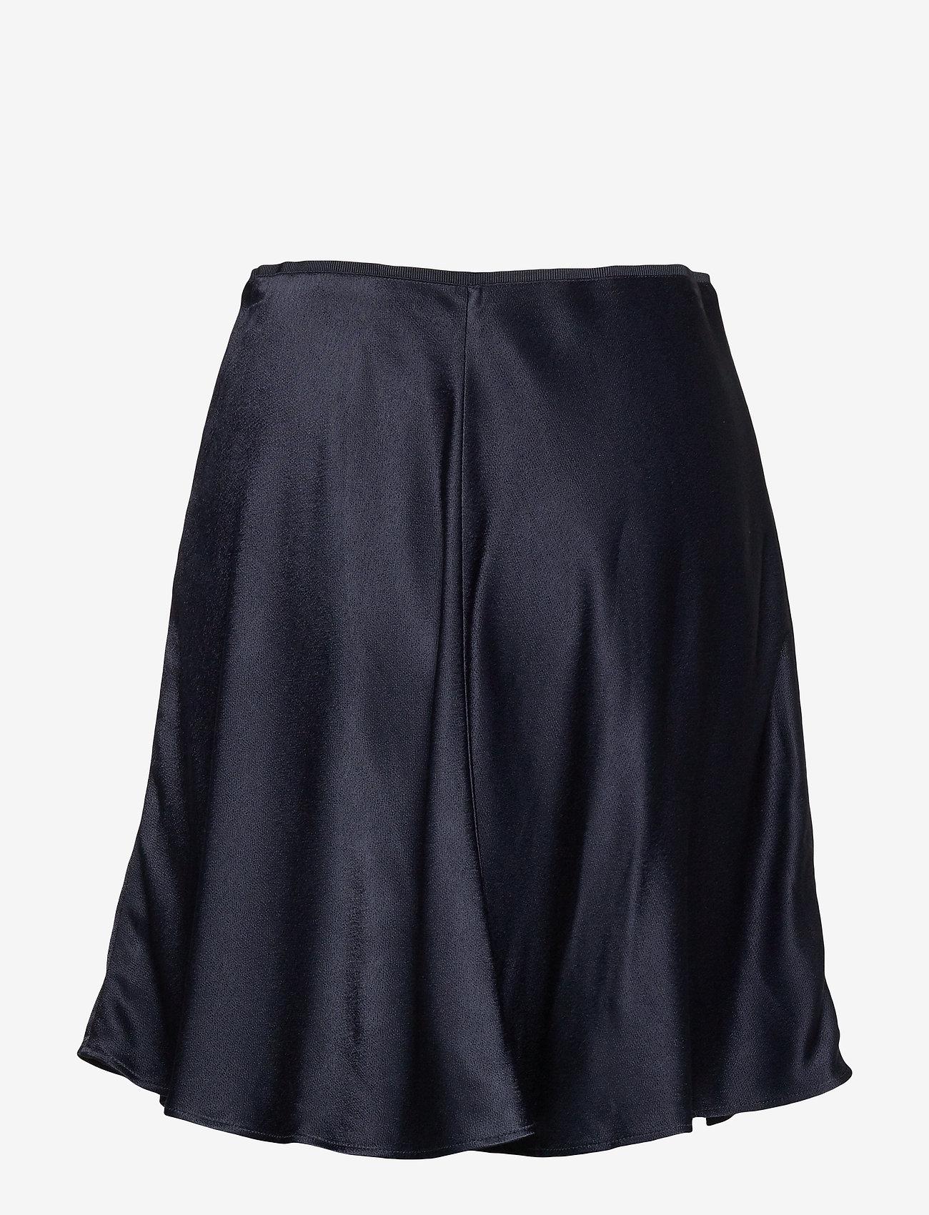 Samsøe Samsøe Alsop short skirt 10447 - Spódnice NIGHT SKY - Kobiety Odzież.