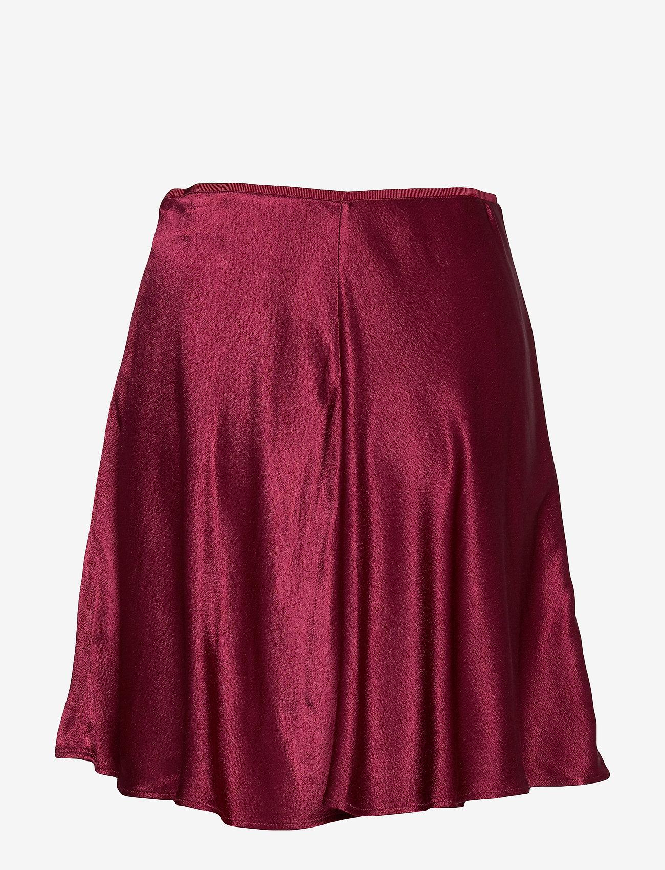 Samsøe Samsøe Alsop short skirt 10447 - Spódnice RHODODENDRON - Kobiety Odzież.