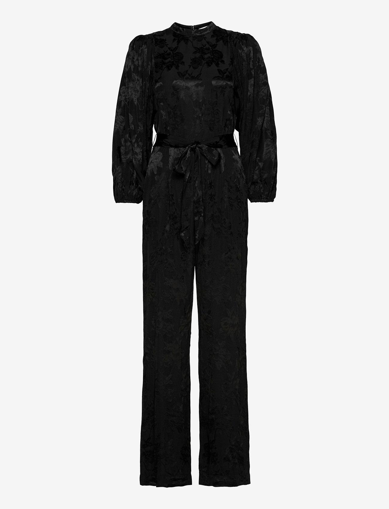 Samsøe Samsøe - Harriet jumpsuit 11333 - jumpsuits - black - 0