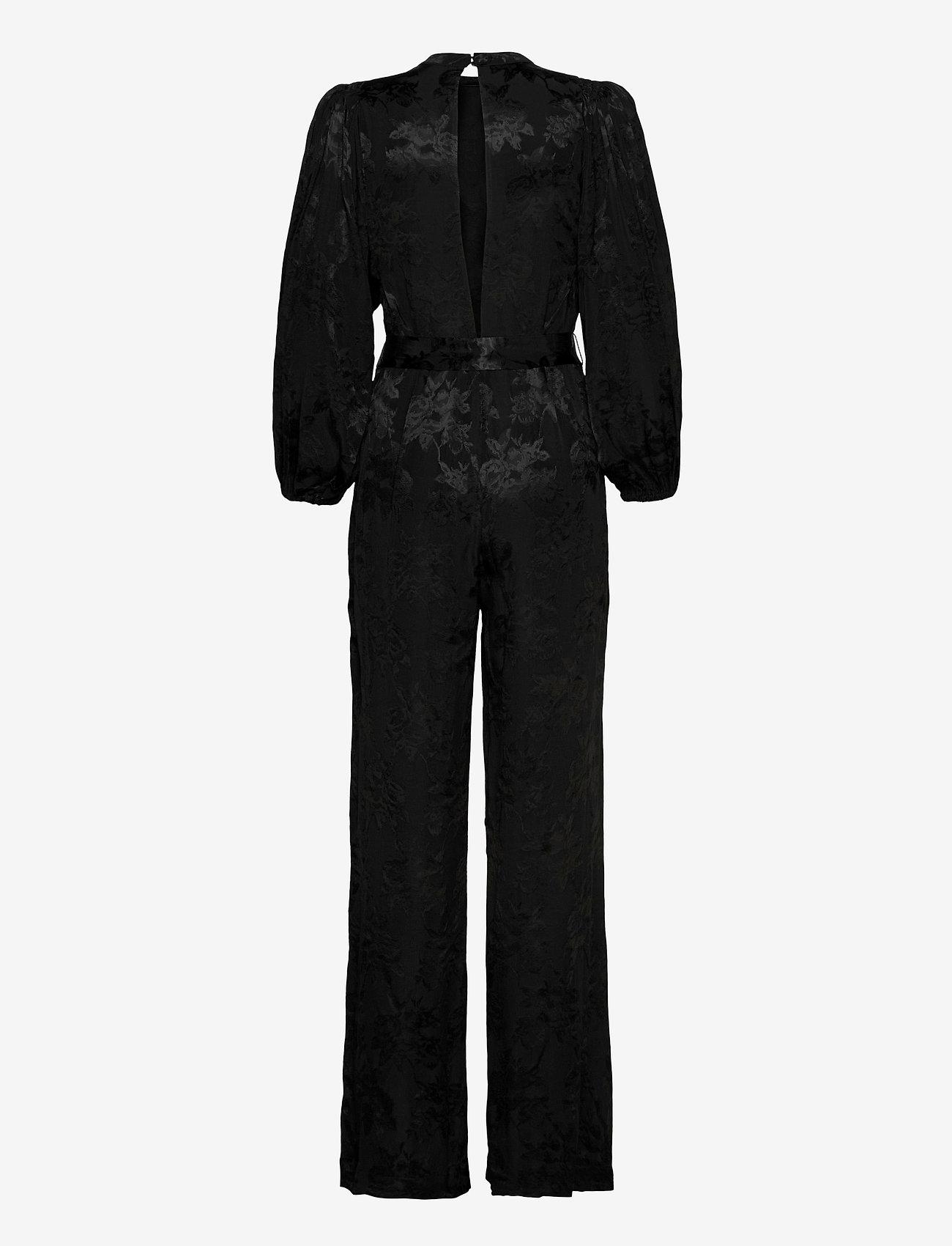 Samsøe Samsøe - Harriet jumpsuit 11333 - jumpsuits - black - 1