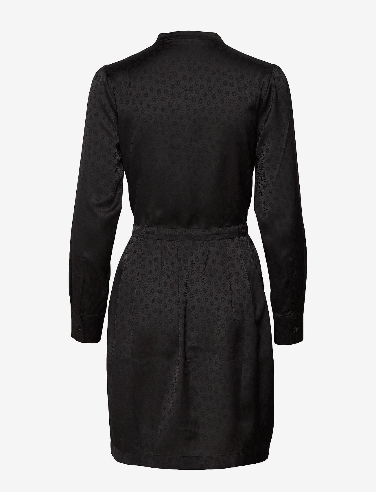 Samsøe Samsøe Monique shirt dress 11459 - Kleider BLACK - Damen Kleidung