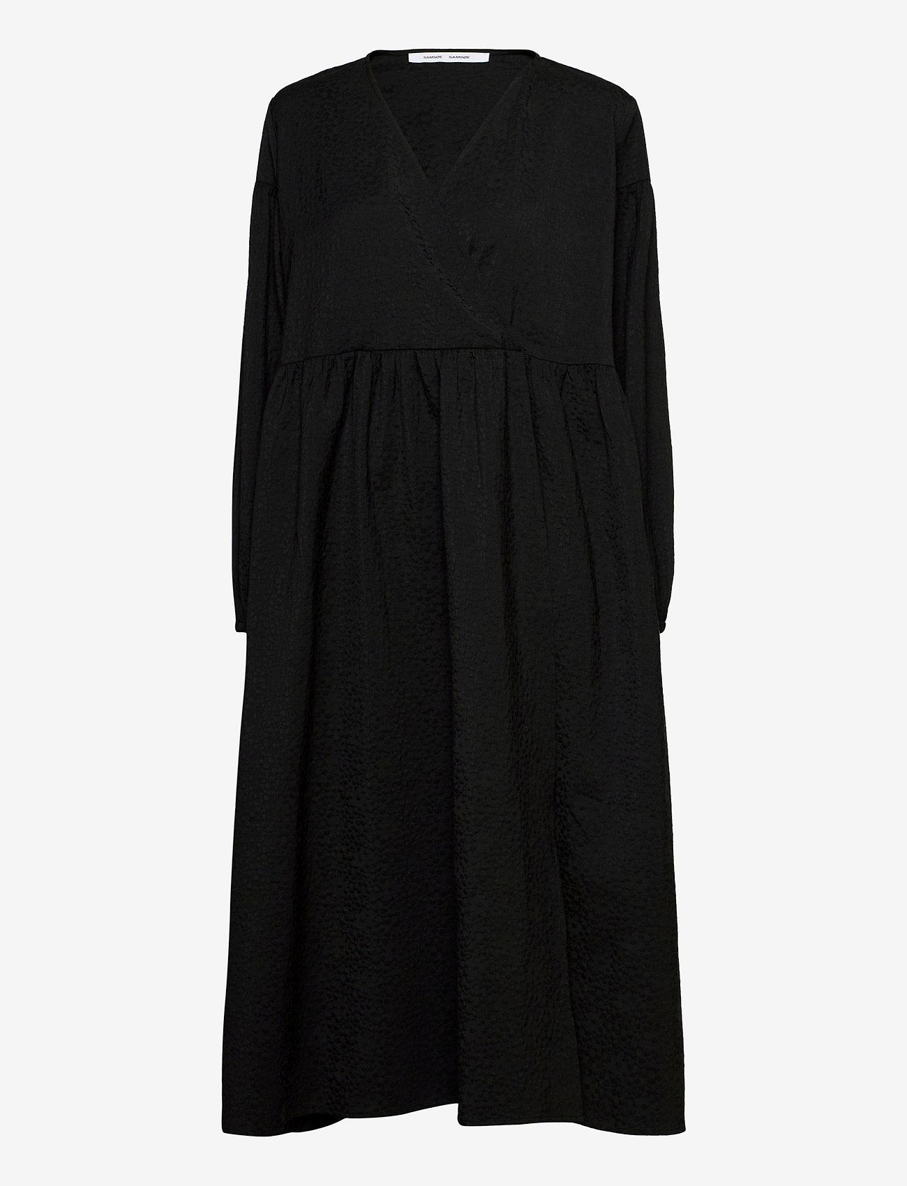 Samsøe Samsøe - Jolie dress 11402 - black flower - 1