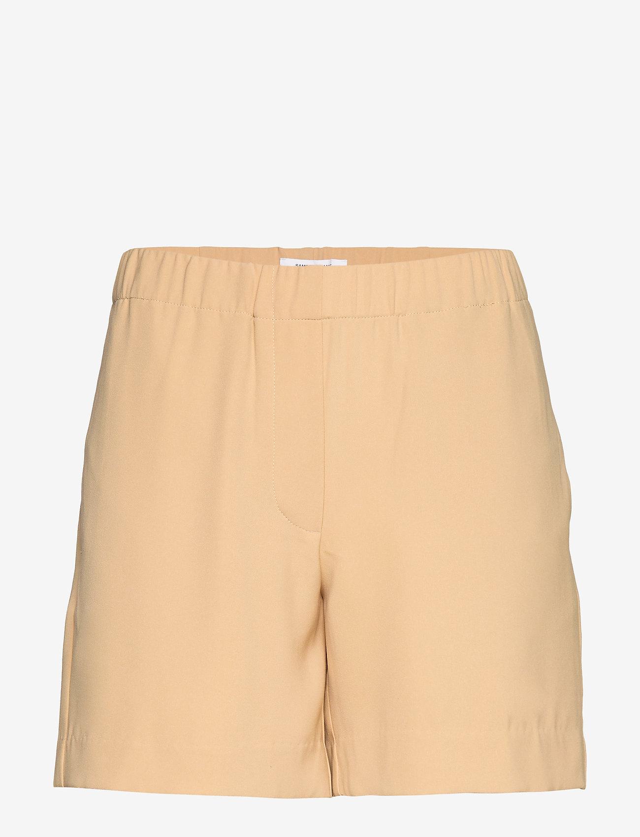 Samsøe Samsøe - Hoys shorts 10654 - shorts casual - croissant - 0
