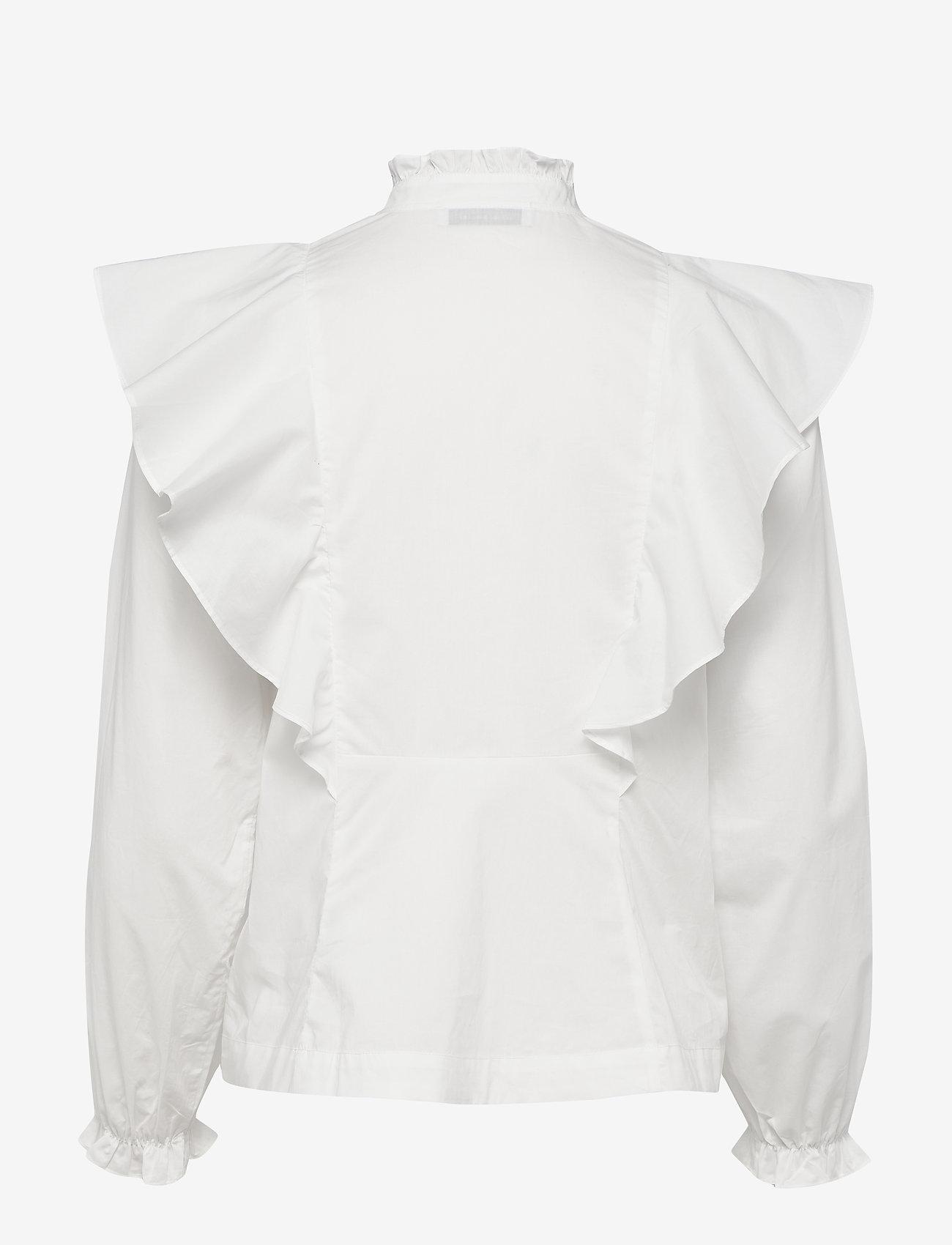 Martha Shirt 10451 (Clear Cream) (99 €) - Samsøe Samsøe MCo0W