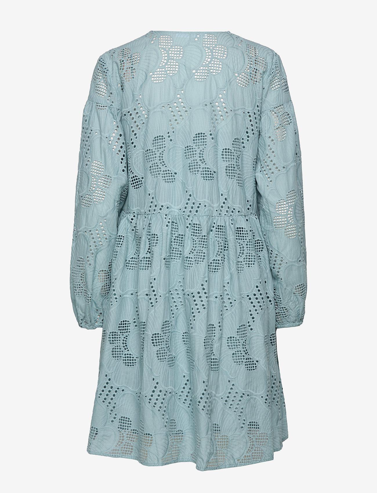Jolie Short Dress 11455 (Tourmaline) (94.50 €) - Samsøe Samsøe X7zOF