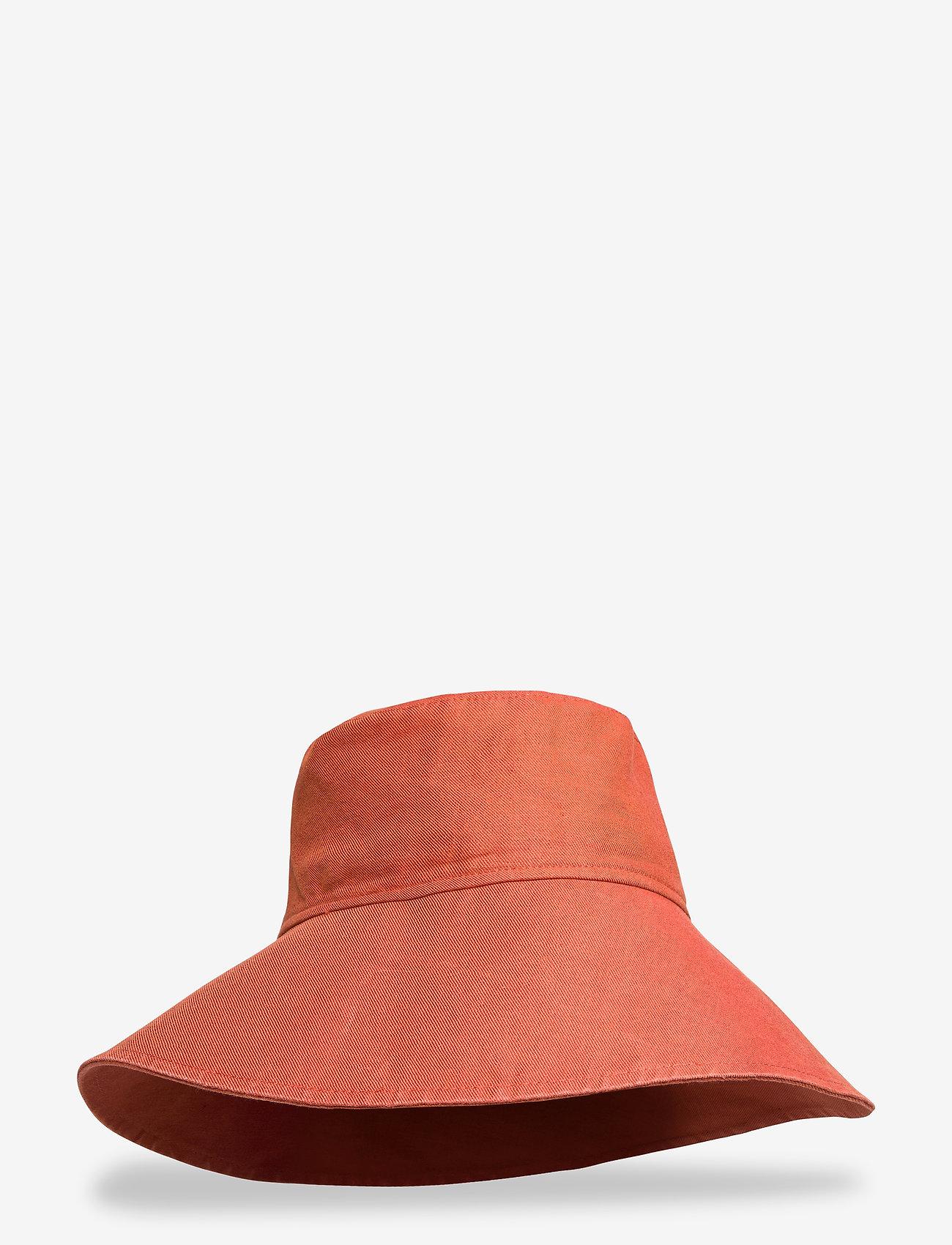 Samsøe Samsøe - Kenna hat 12671 - emmer hoeden - picante - 0