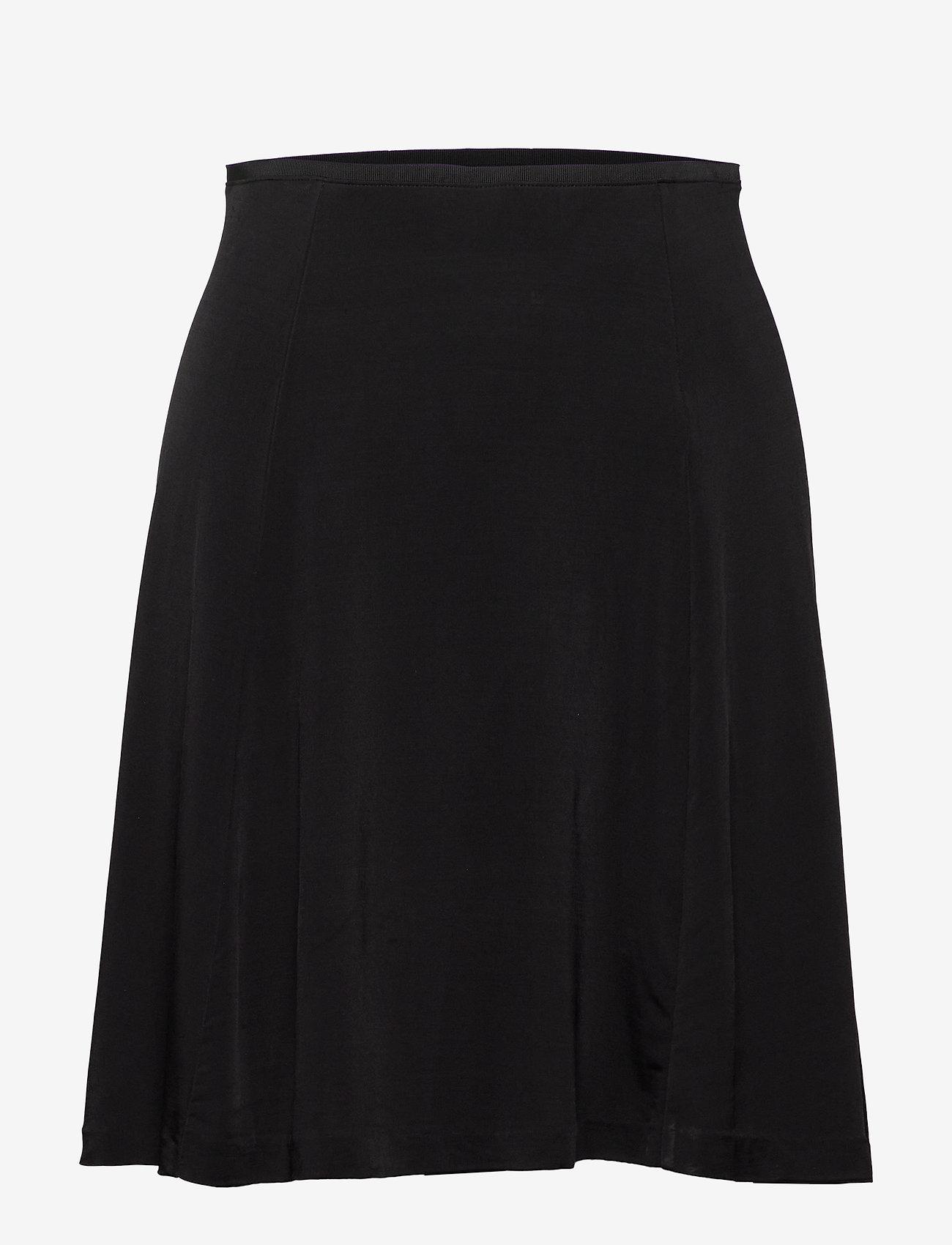 Samsøe Samsøe - Cornea short skirt 10908 - do kolan & midi - black