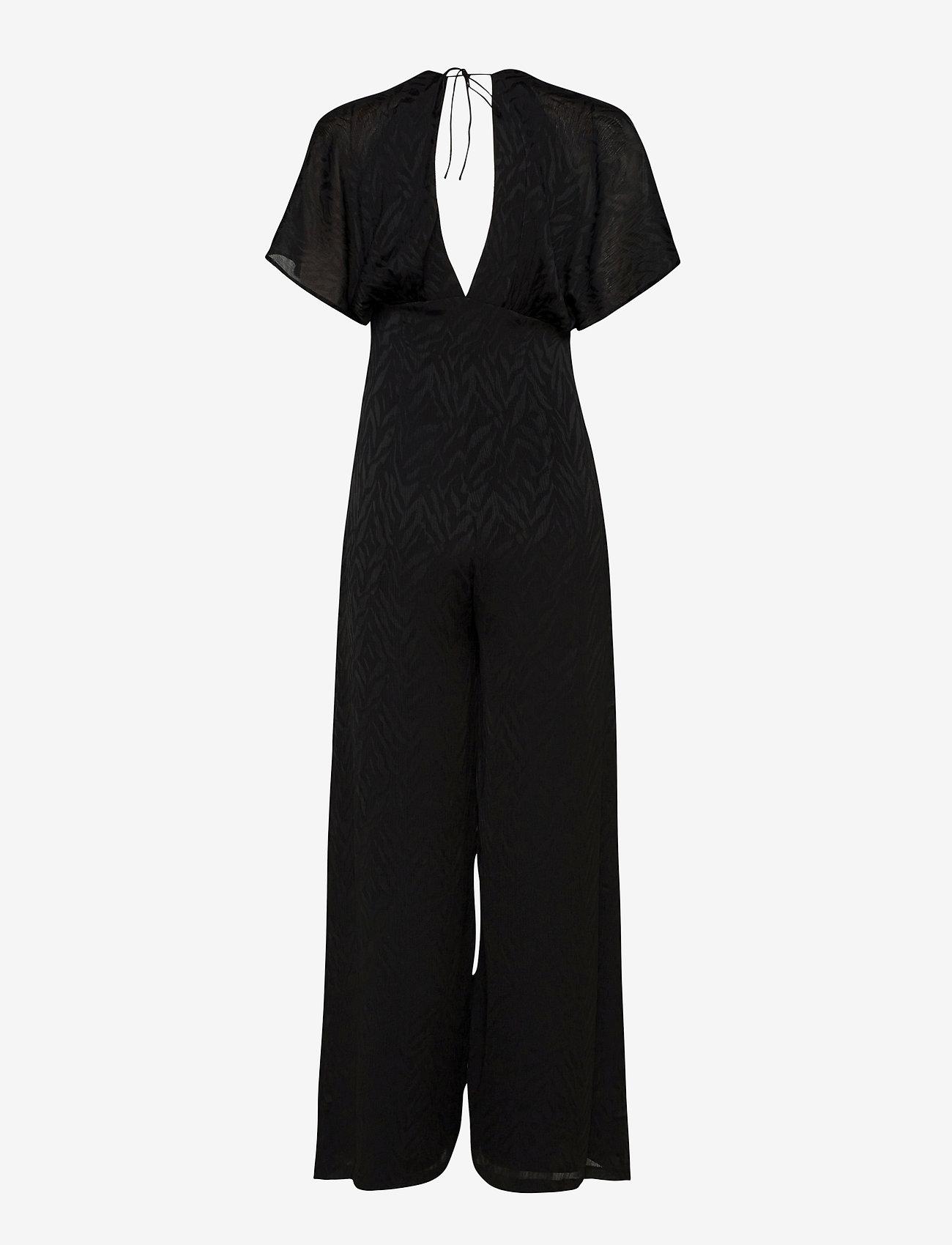 Samsøe Samsøe - Vaal jumpsuit 11240 - jumpsuits - black - 1