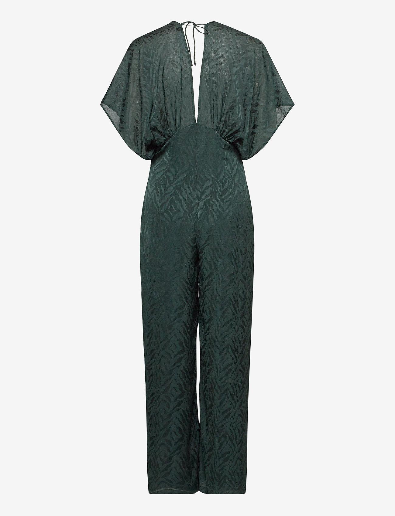 Samsøe Samsøe - Vaal jumpsuit 11240 - jumpsuits - darkest spruce - 1