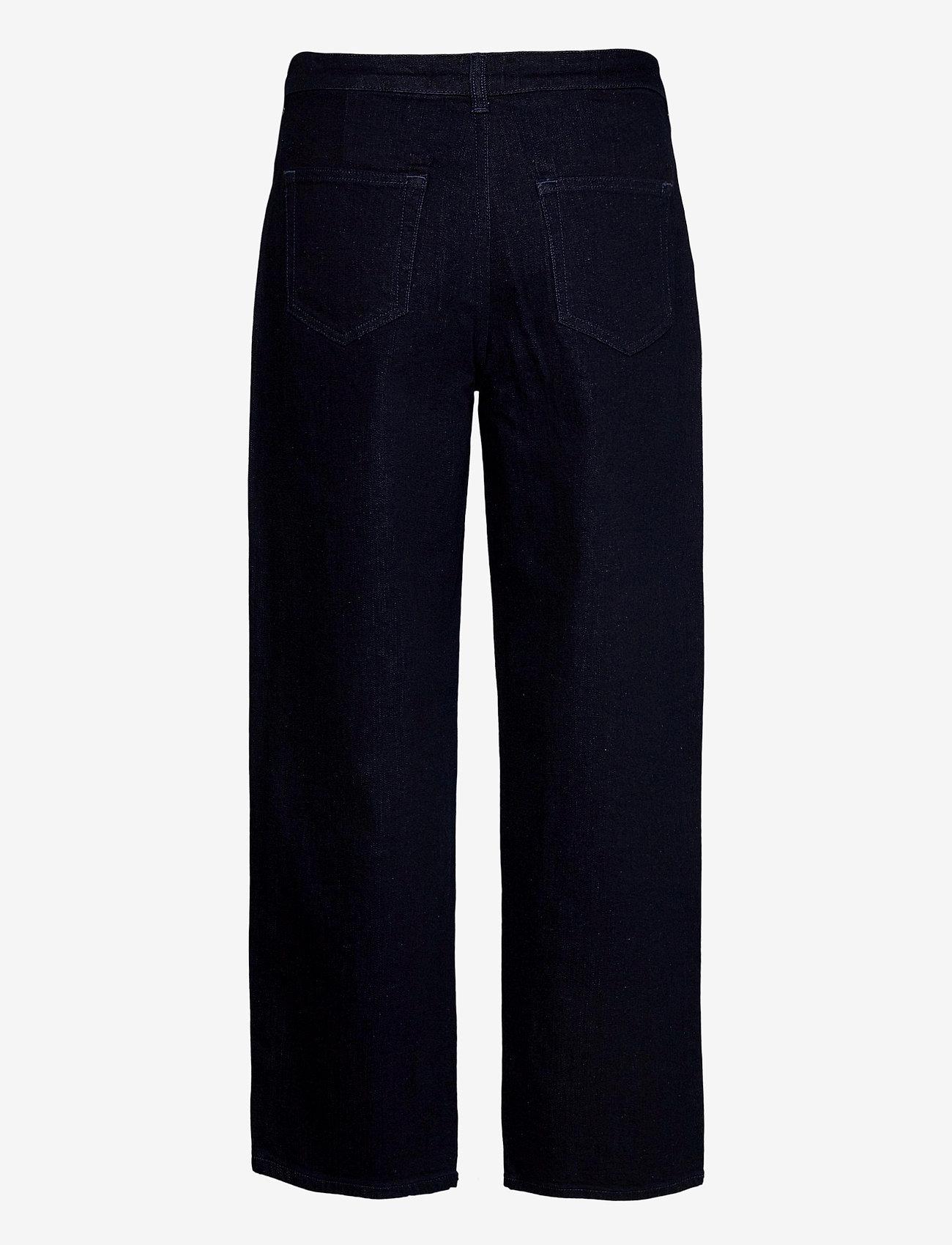Samsøe Samsøe - Buibui trousers 12900 - broeken met wijde pijpen - indigo - 1