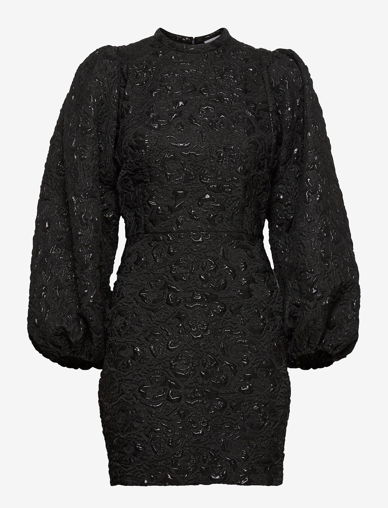 Samsøe Samsøe - Harriet short dress 12905 - cocktailkjoler - black - 1