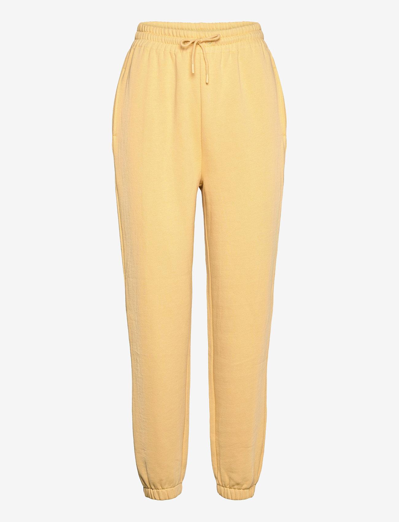 Samsøe Samsøe - Carmen trousers 10902 - sweatpants - sahara sun - 1