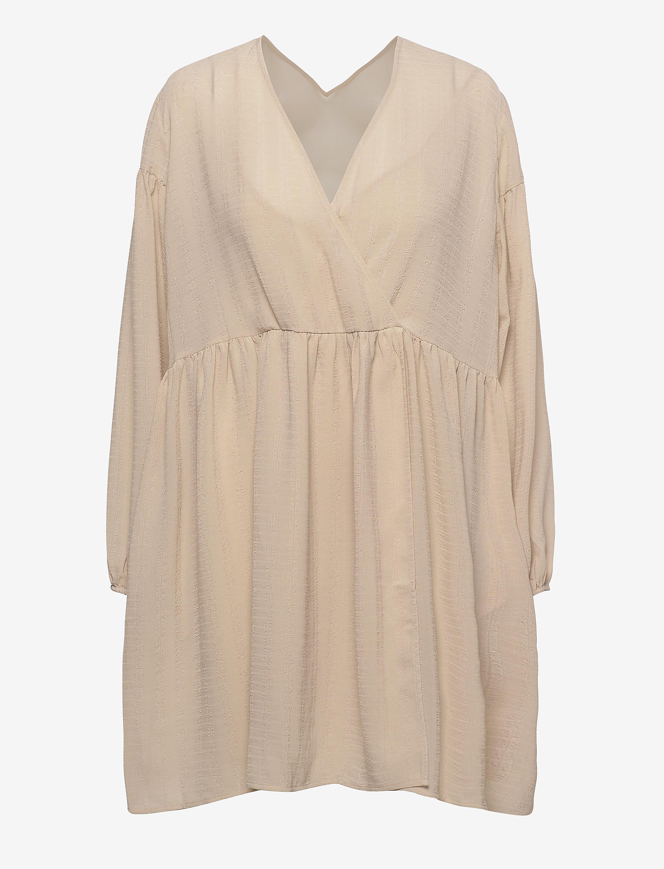Samsøe Samsøe - Jolie short dress 12697 - summer dresses - quicksand - 0