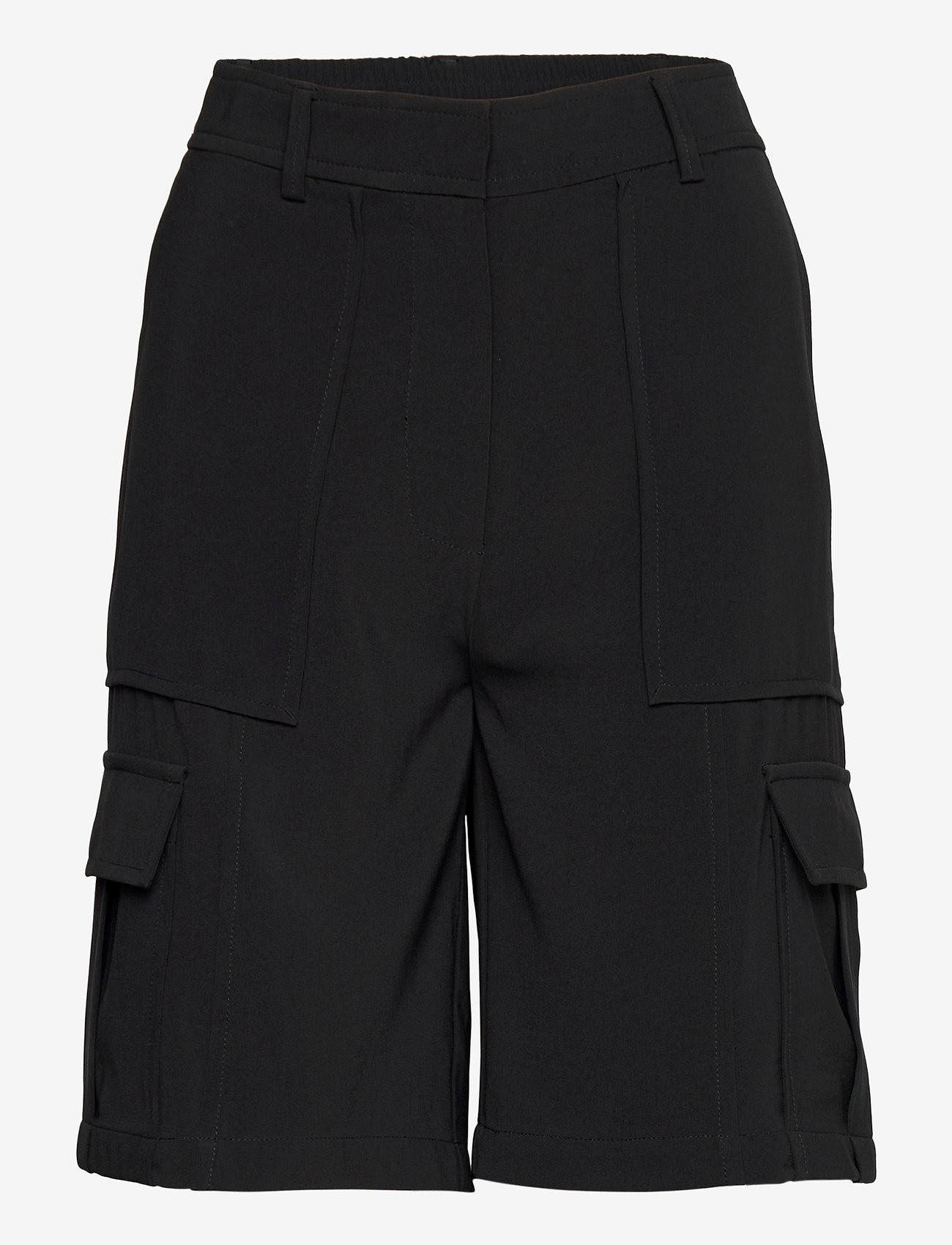 Samsøe Samsøe - Citrine shorts 10654 - bermudas - black - 0