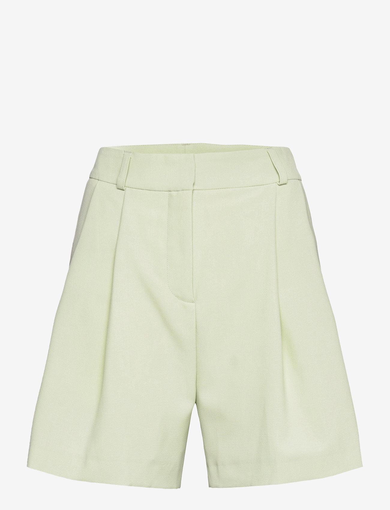 Samsøe Samsøe - Fally shorts 13104 - bermudas - fog green - 1