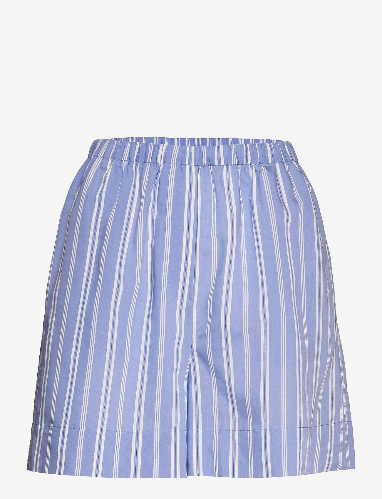 Samsøe Samsøe - Laury shorts 14014 - shorts casual - bold blue st. - 1