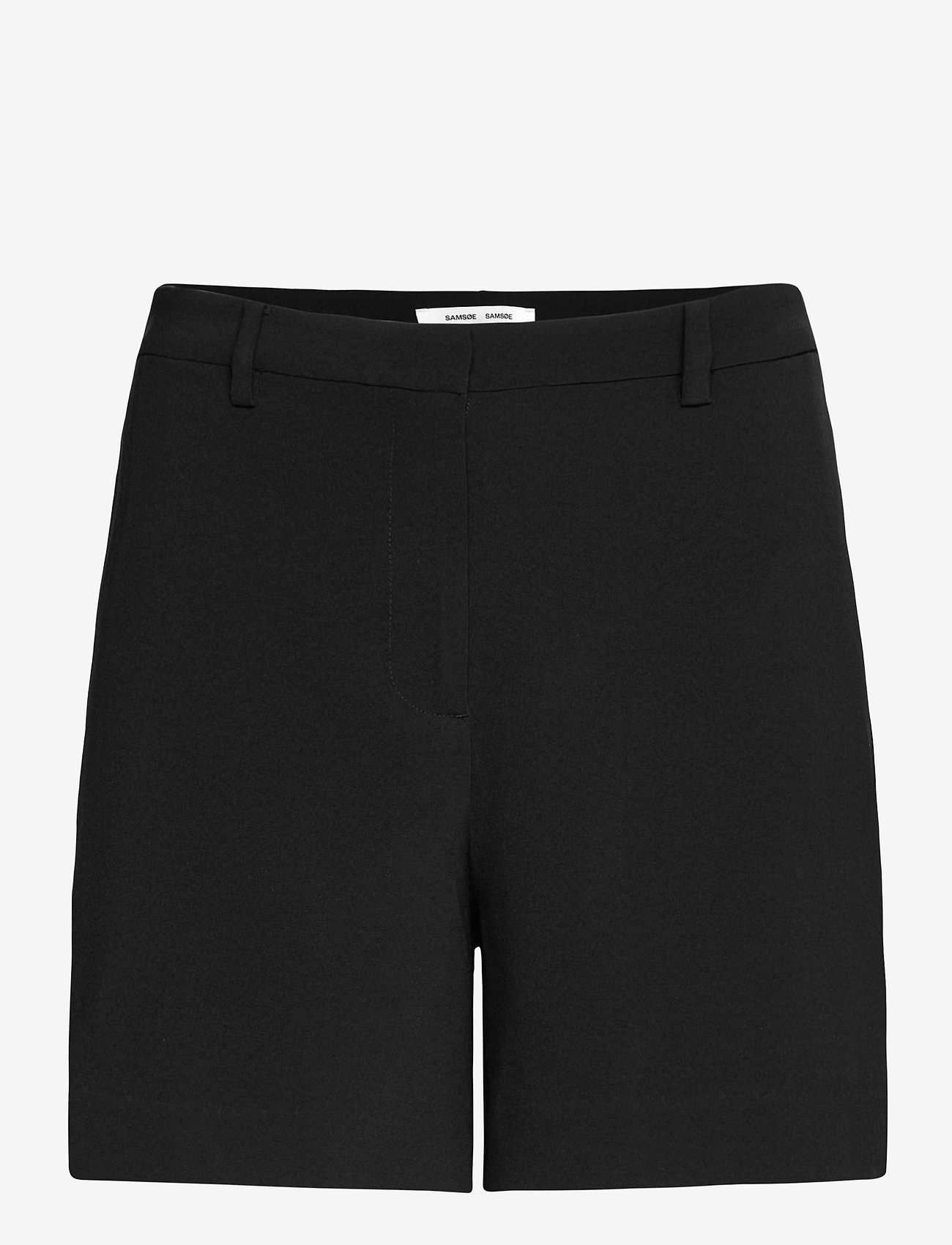Samsøe Samsøe - Hoys f shorts 10654 - shorts casual - black - 1