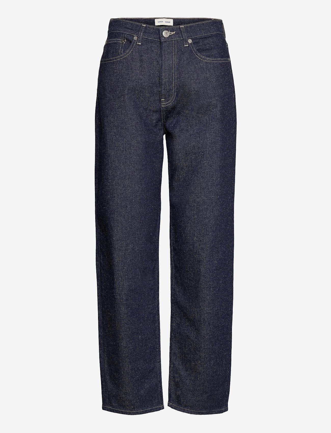 Samsøe Samsøe - Elly jeans 14031 - straight regular - blue rinse - 1