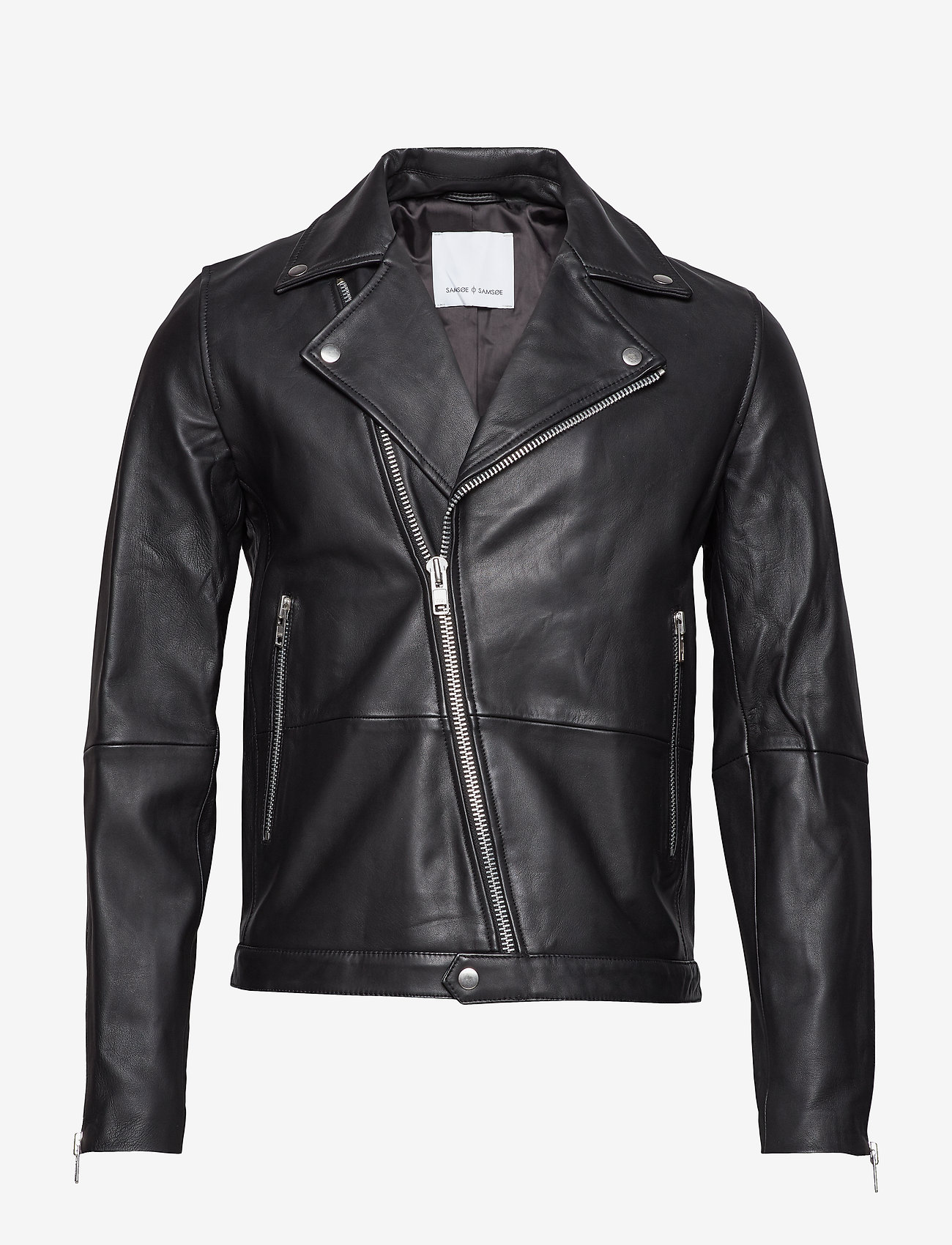 Spike Jacket 7248 (Black) (3999 kr) Samsøe Samsøe