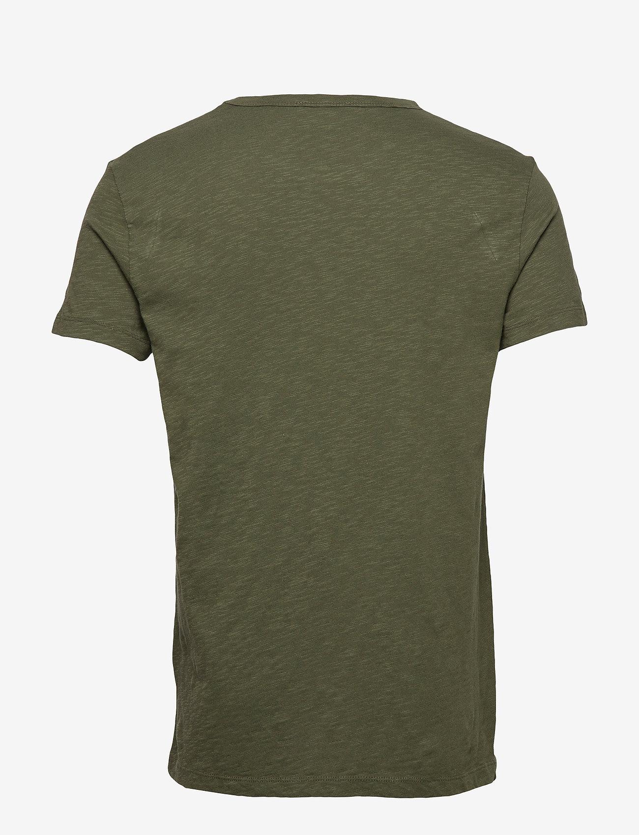 Samsøe Samsøe Lassen o-n ss 2586 - T-skjorter DEEP DEPTHS - Menn Klær