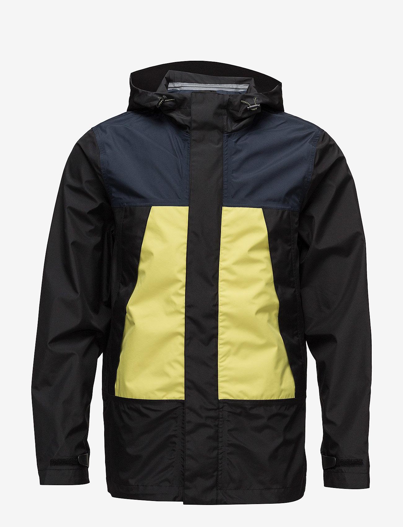 Samsøe Samsøe - Tioman jacket 9929 - kevyet takit - black