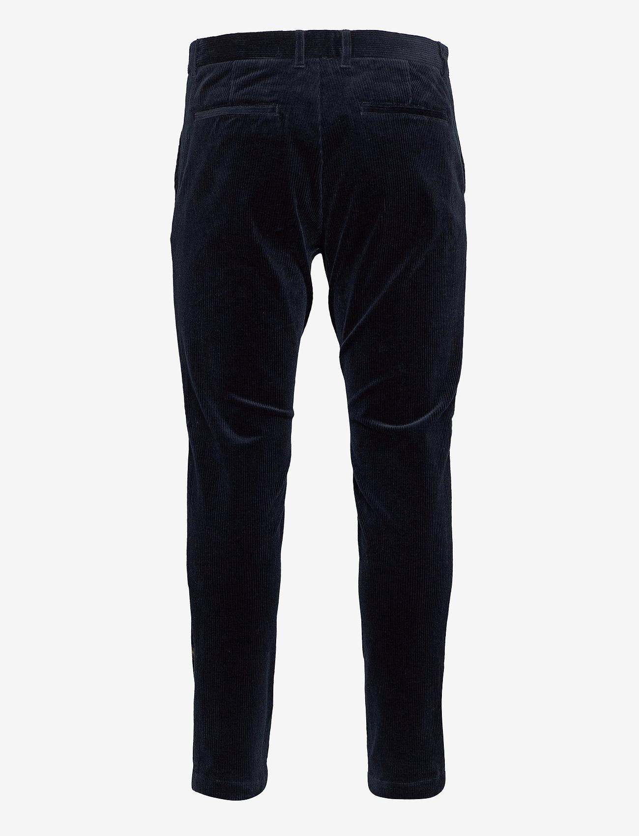 Samsøe Samsøe Andy x trousers 11046 - Bukser SKY CAPTAIN - Menn Klær