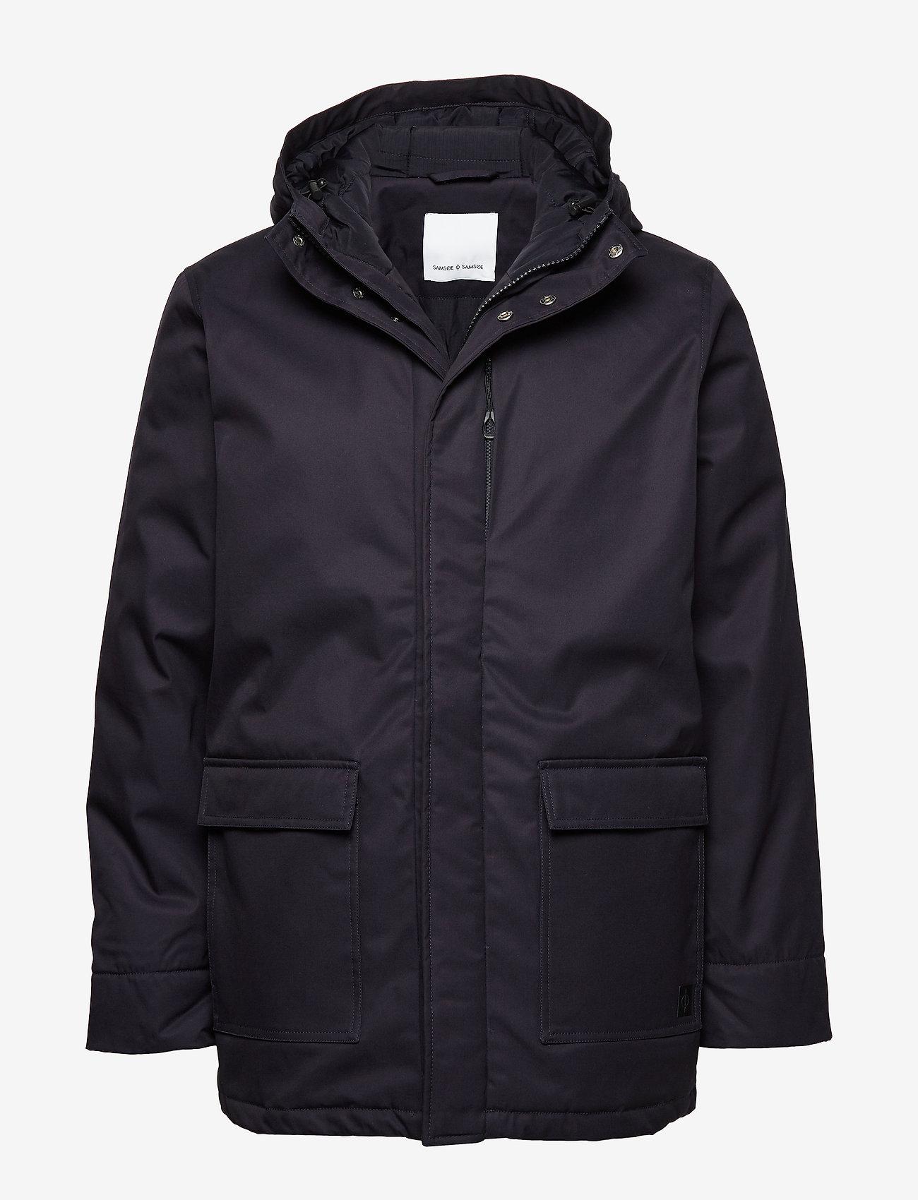 Samsøe Samsøe - Bel jacket 11183 - rainwear - night sky - 0
