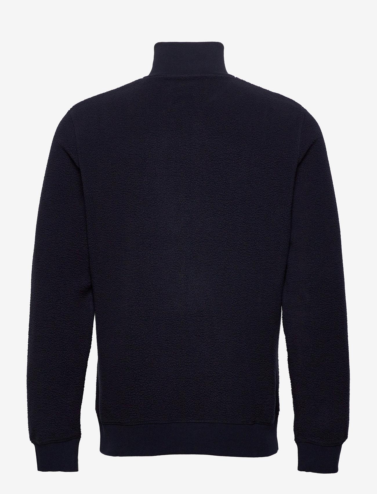 Samsøe Samsøe Anker half zip 11205 - Sweatshirts SKY CAPTAIN - Menn Klær