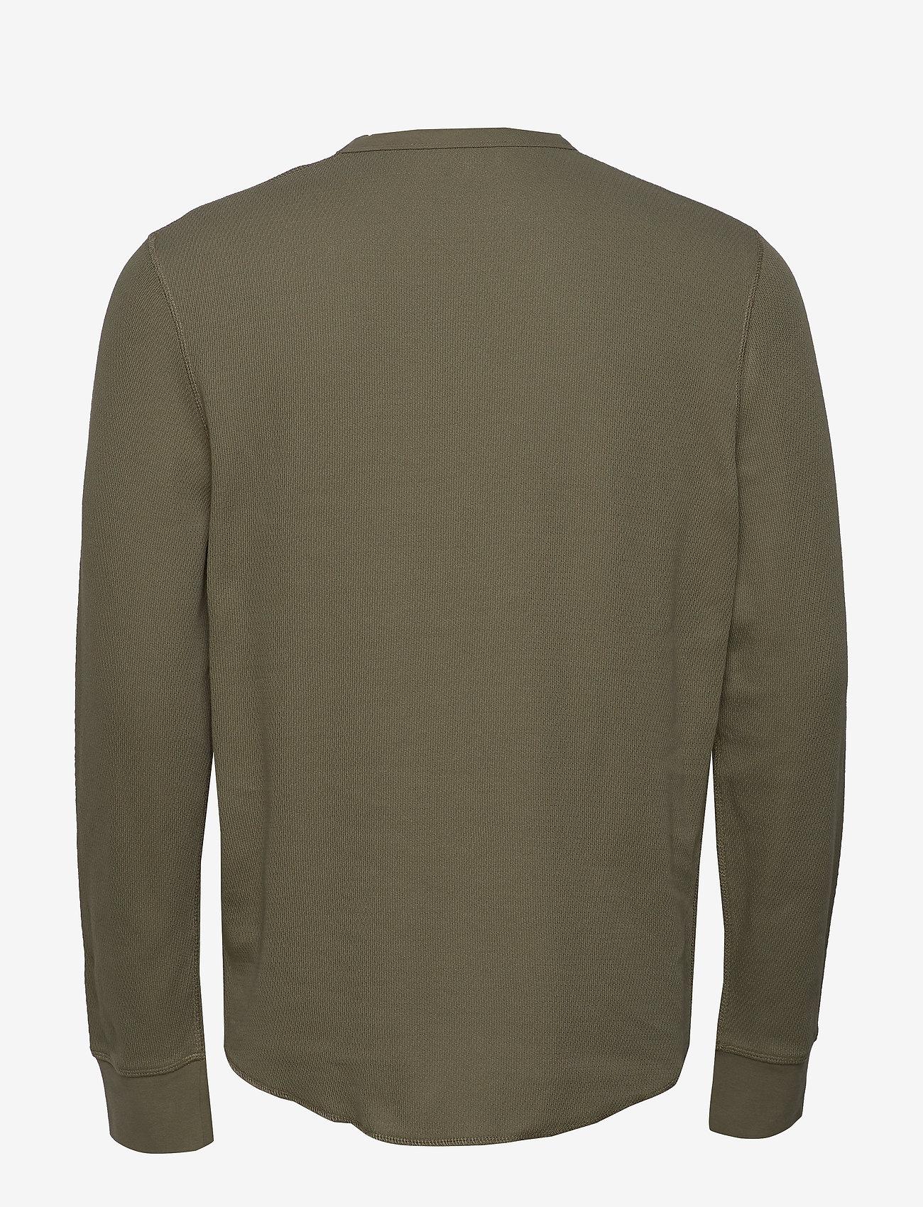 Parmo T-shirt Ls 11409 (Deep Lichen Green) - Samsøe Samsøe RLBocf