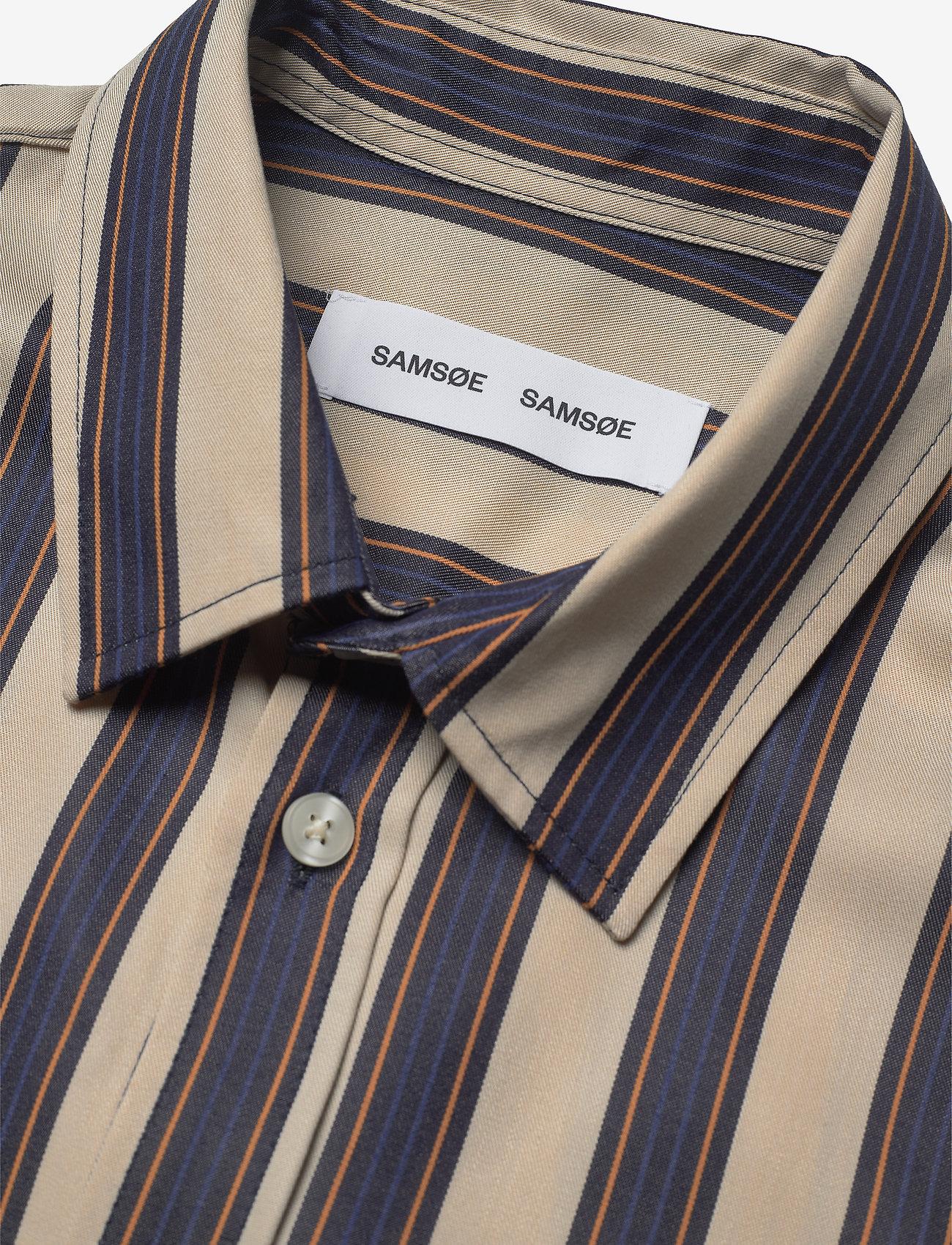 Taro Nx Shirt 10806 (Pumice Stone St.) - Samsøe Samsøe 5JA5Mk