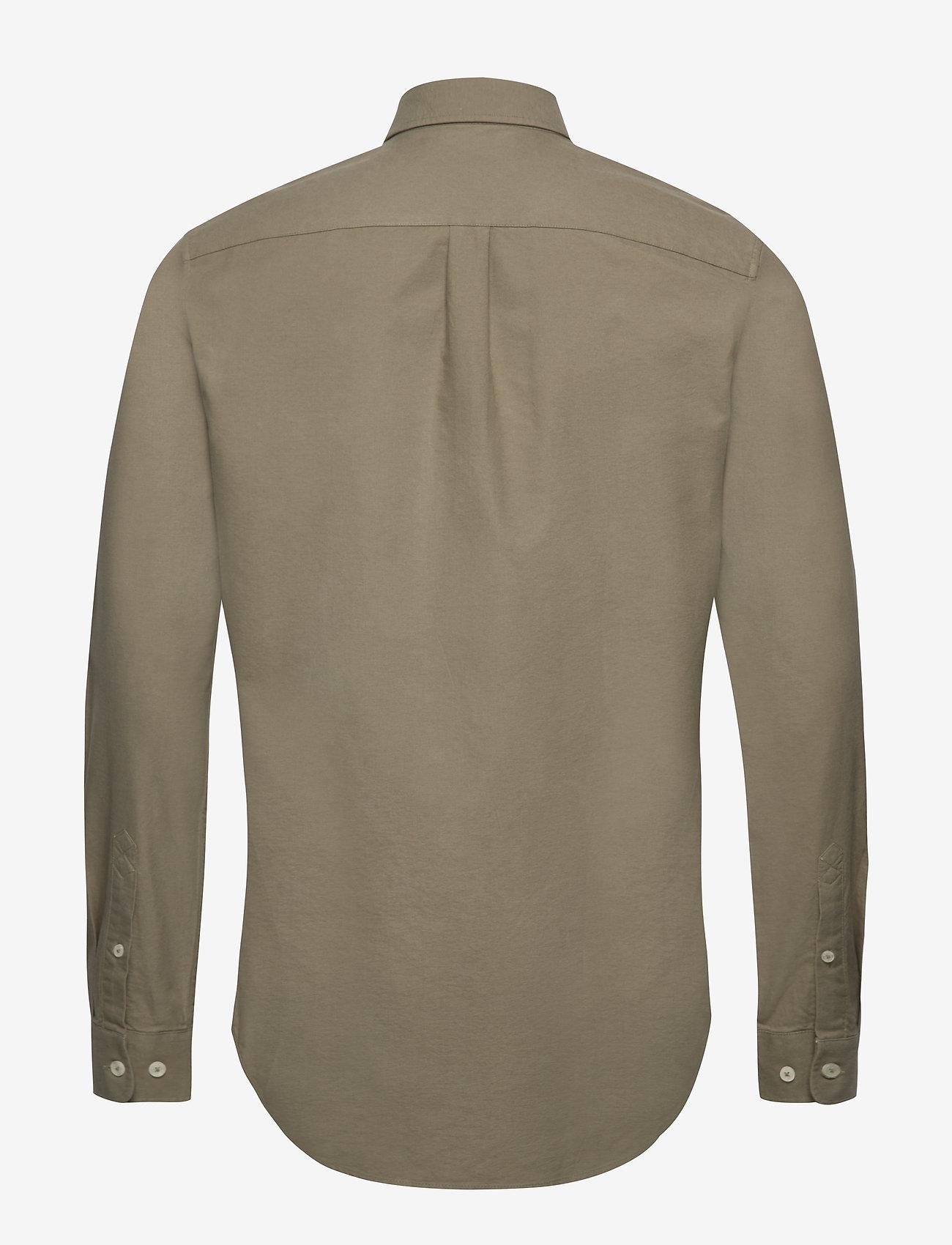 Liam Bx Shirt 11389 (Deep Lichen Green) - Samsøe Samsøe onwGZd