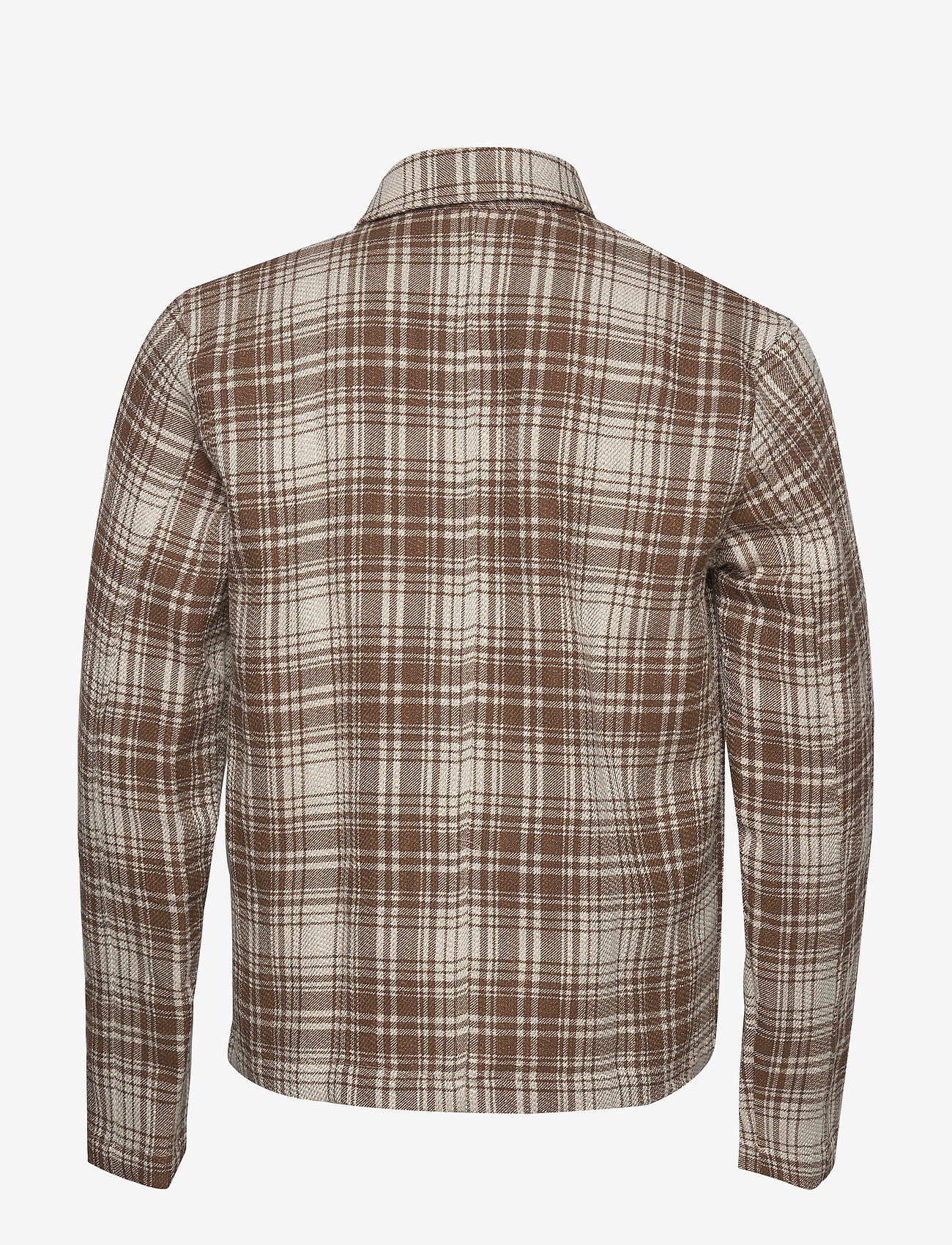 Milano Jacket 11480 (Monks Robe Ch.) - Samsøe Samsøe NKSR8b