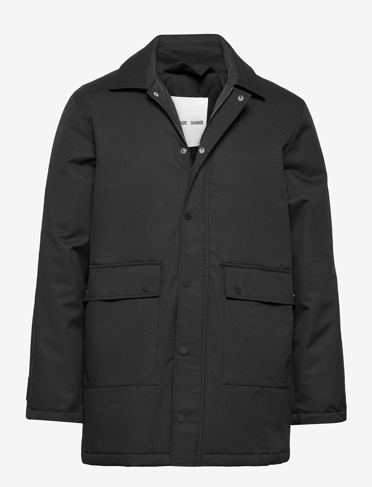 Samsøe Samsøe Ursan jacket 11234 - Jakker og frakker BLACK - Menn Klær