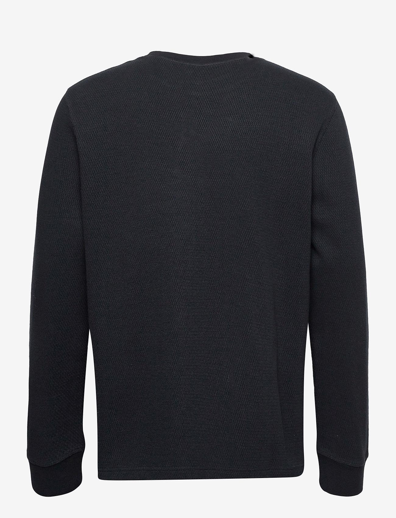Samsøe Samsøe - Chidi t-shirt ls 11597 - t-shirts basiques - sky captain - 1