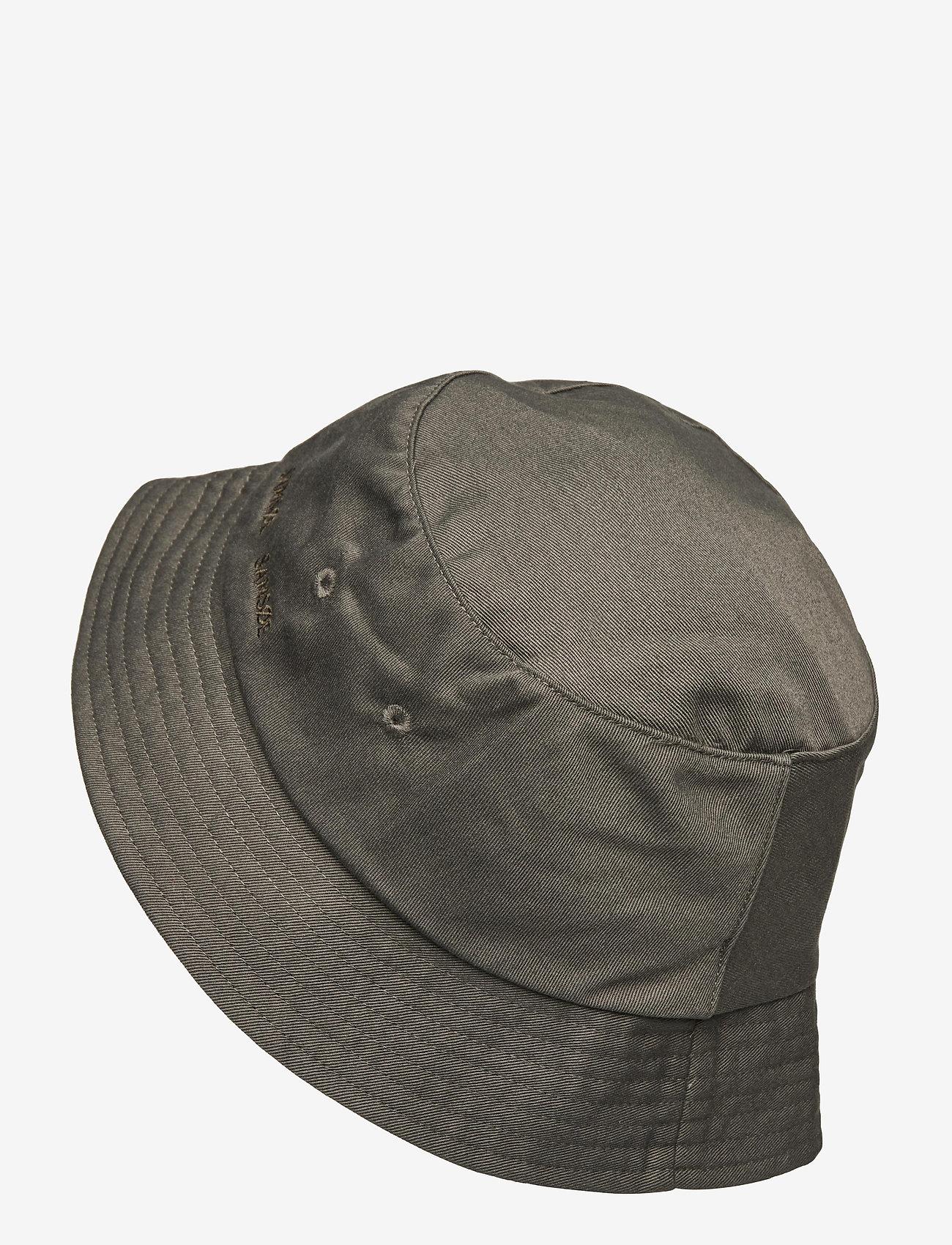 Samsøe Samsøe - Anton bucket hat 14061 - bonnets & casquettes - kambu green - 1