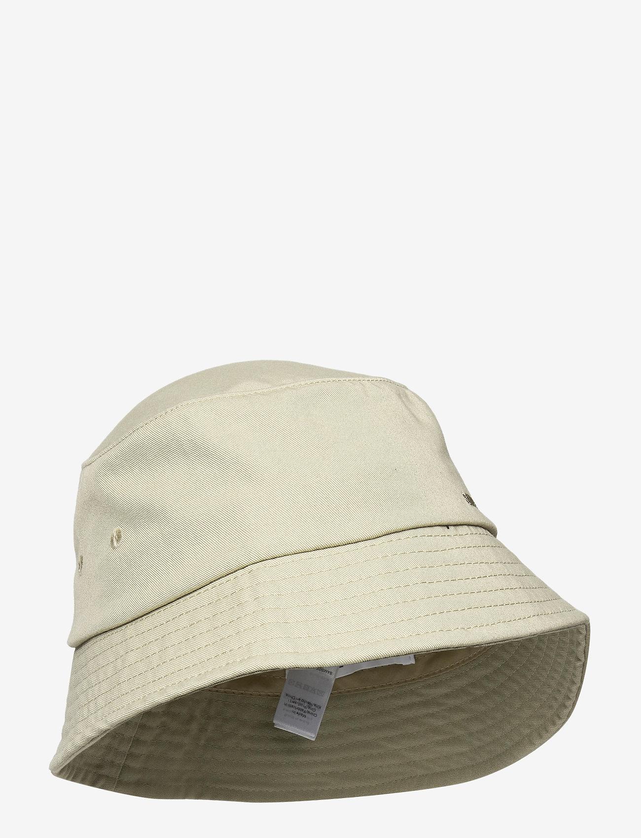 Samsøe Samsøe - Anton bucket hat 14061 - bonnets & casquettes - seagrass - 0