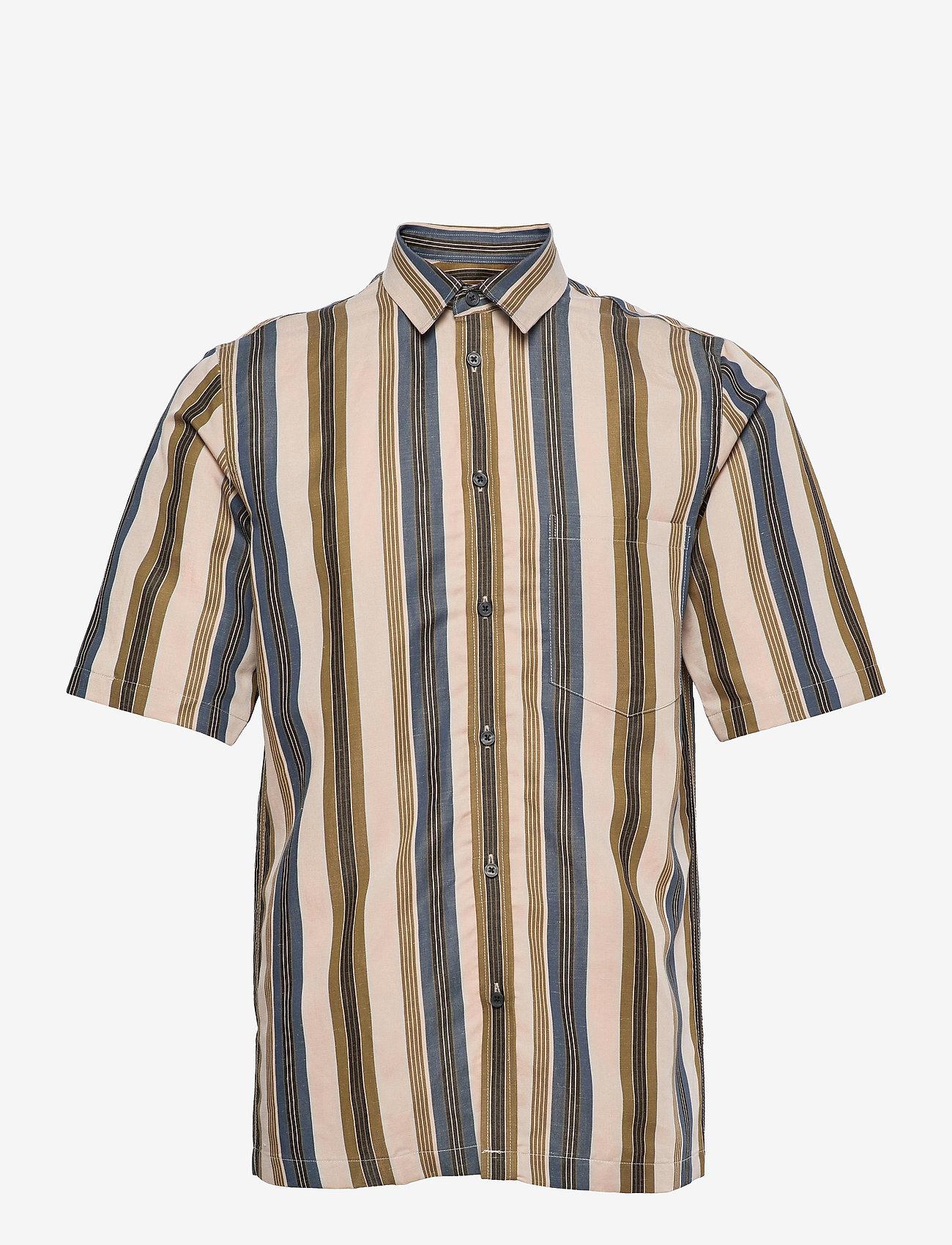 Samsøe Samsøe - Taro NP shirt 11526 - basic overhemden - orion blue st. - 0