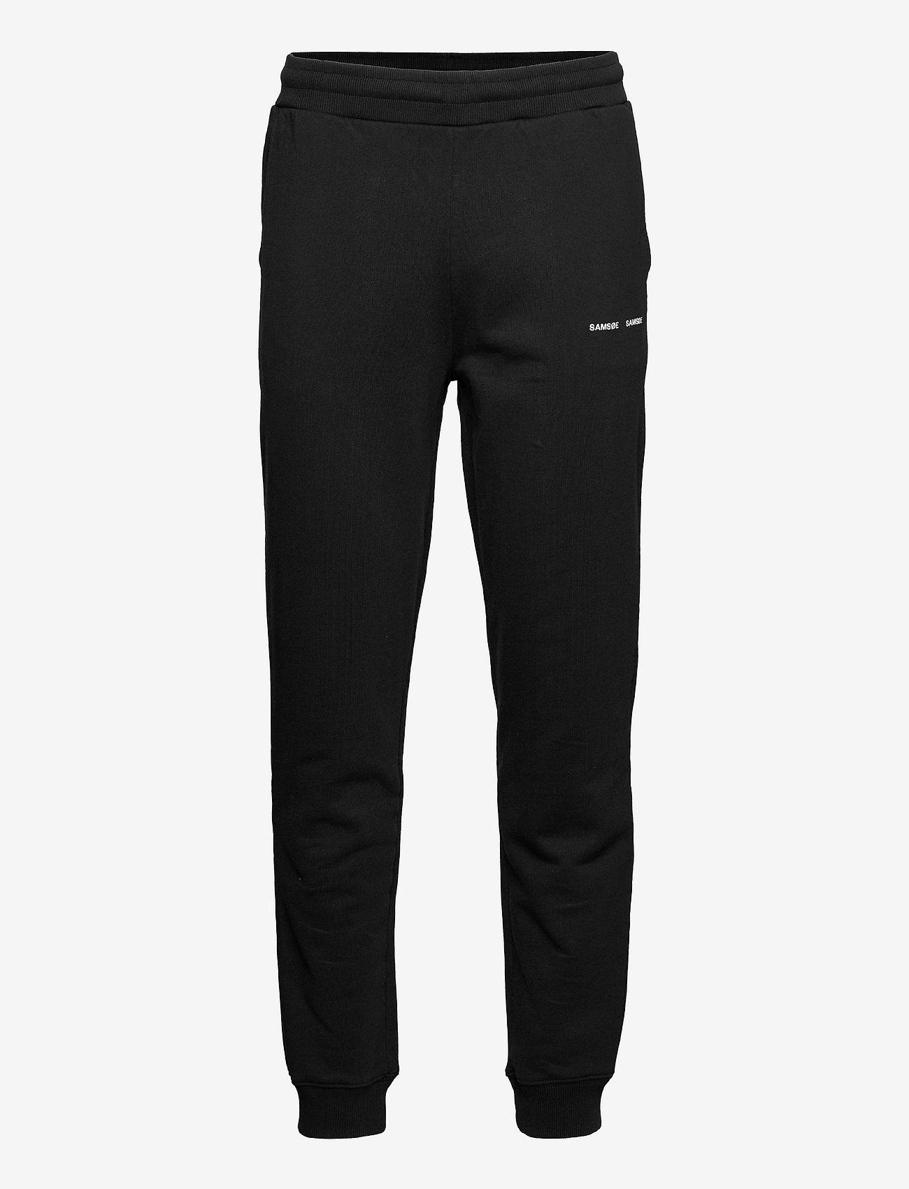 Samsøe Samsøe - Norsbro trousers 11720 - kleding - black - 0