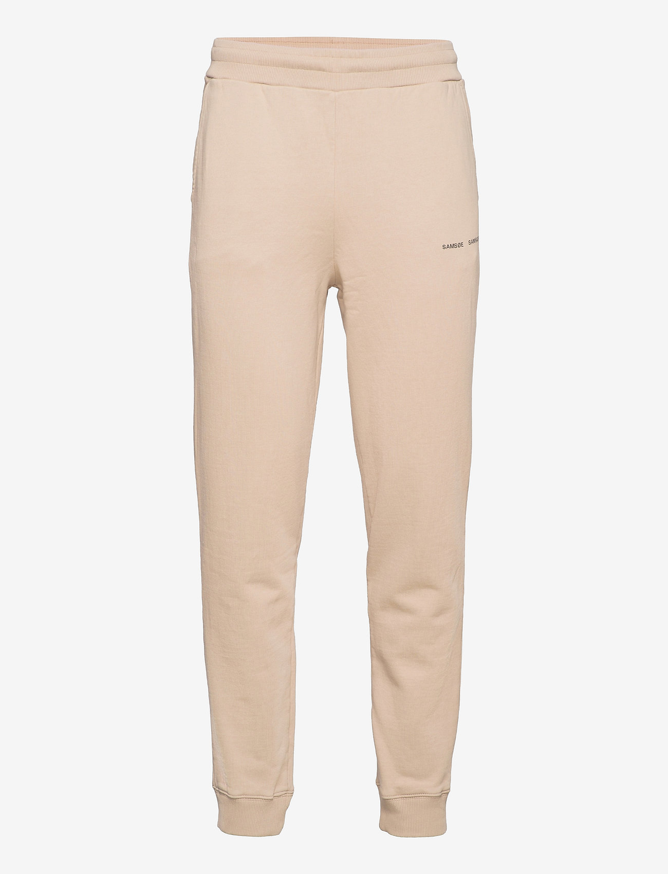 Samsøe Samsøe - Norsbro trousers 11720 - kleding - humus - 0