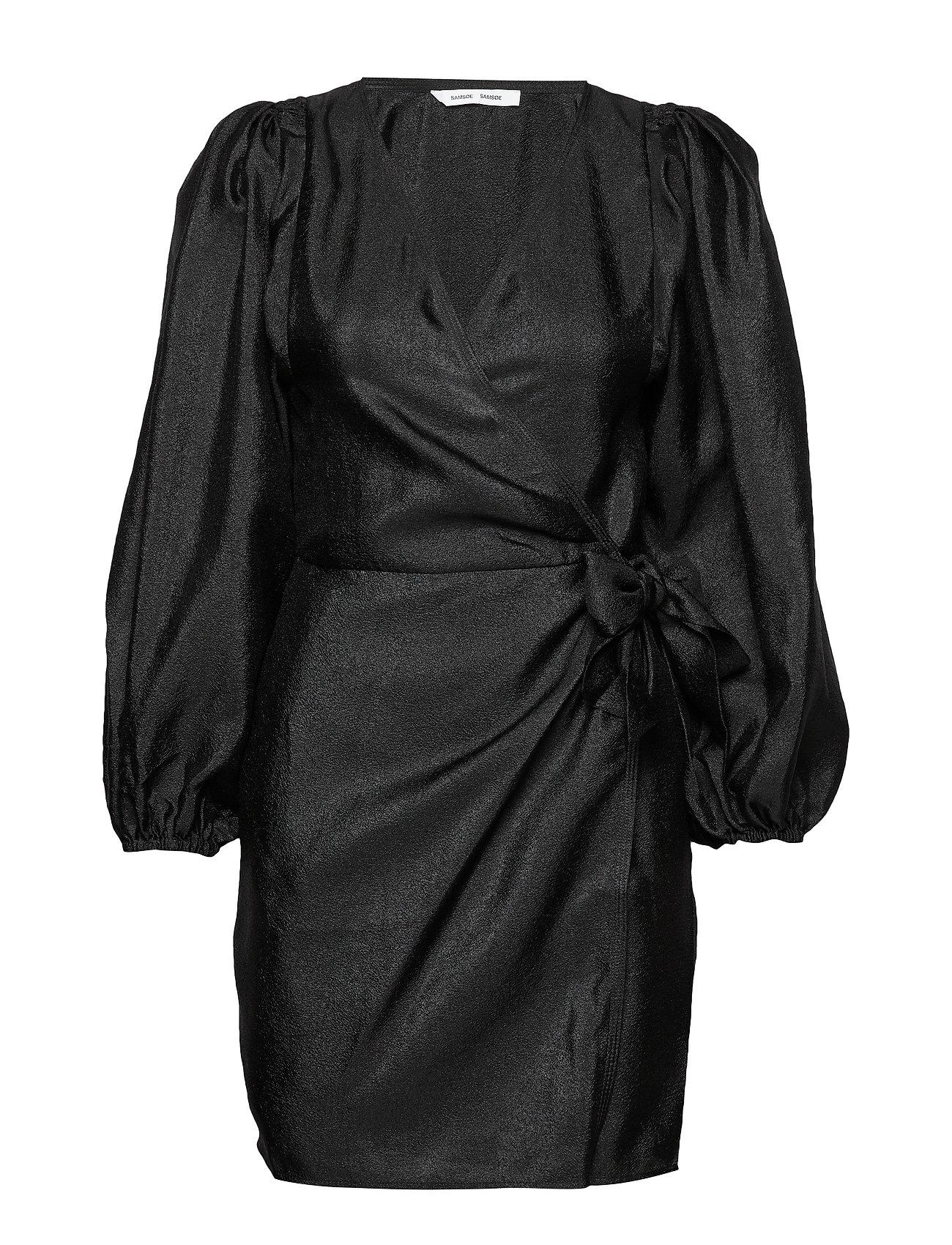 Samsøe & Samsøe Magnolia short dress 11244 - BLACK