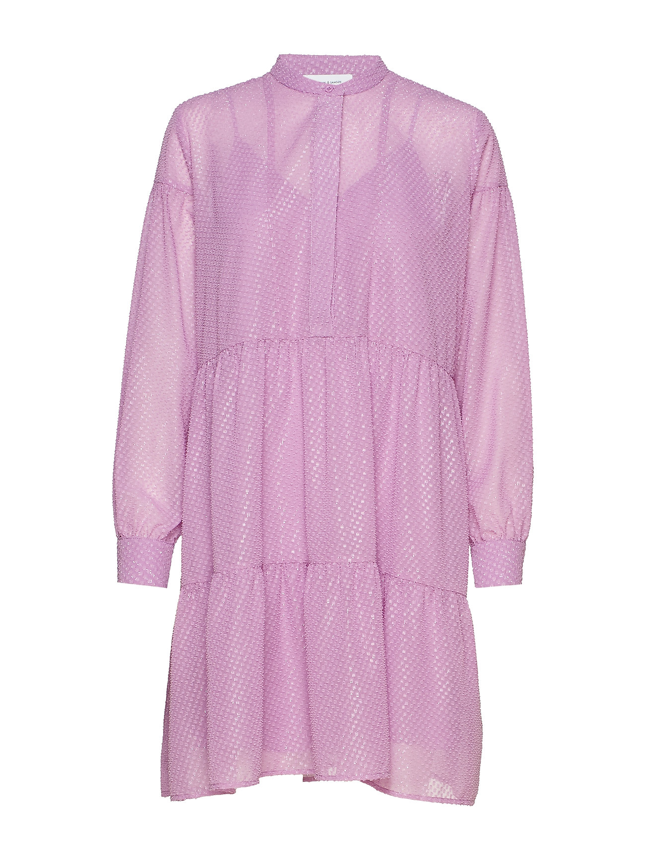 Samsøe & Samsøe Calla shirt dress 11512 - LANGUID LAVENDER