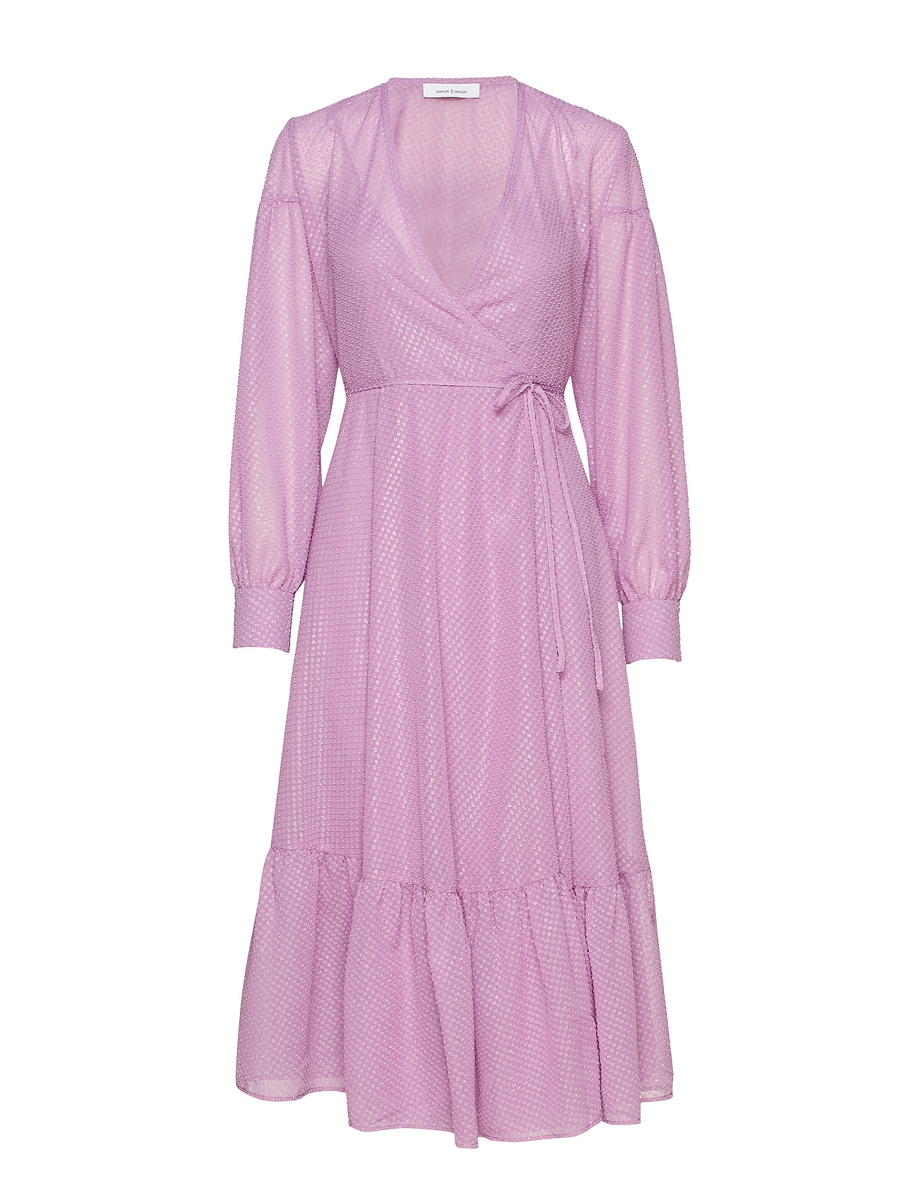 Samsøe & Samsøe Tulip long dress 11512 - LANGUID LAVENDER