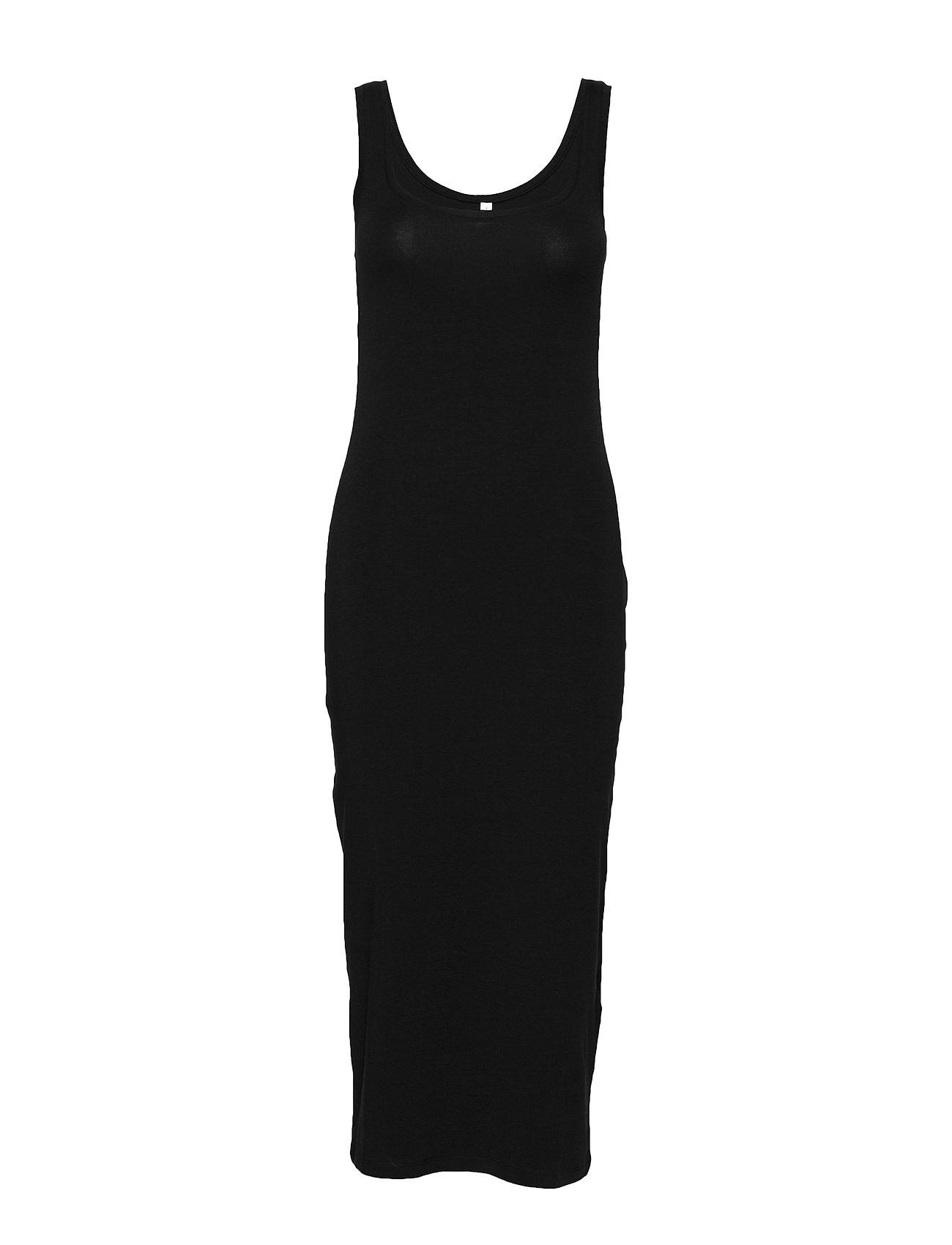 Samsøe Samsøe Suella long dress 265 - BLACK