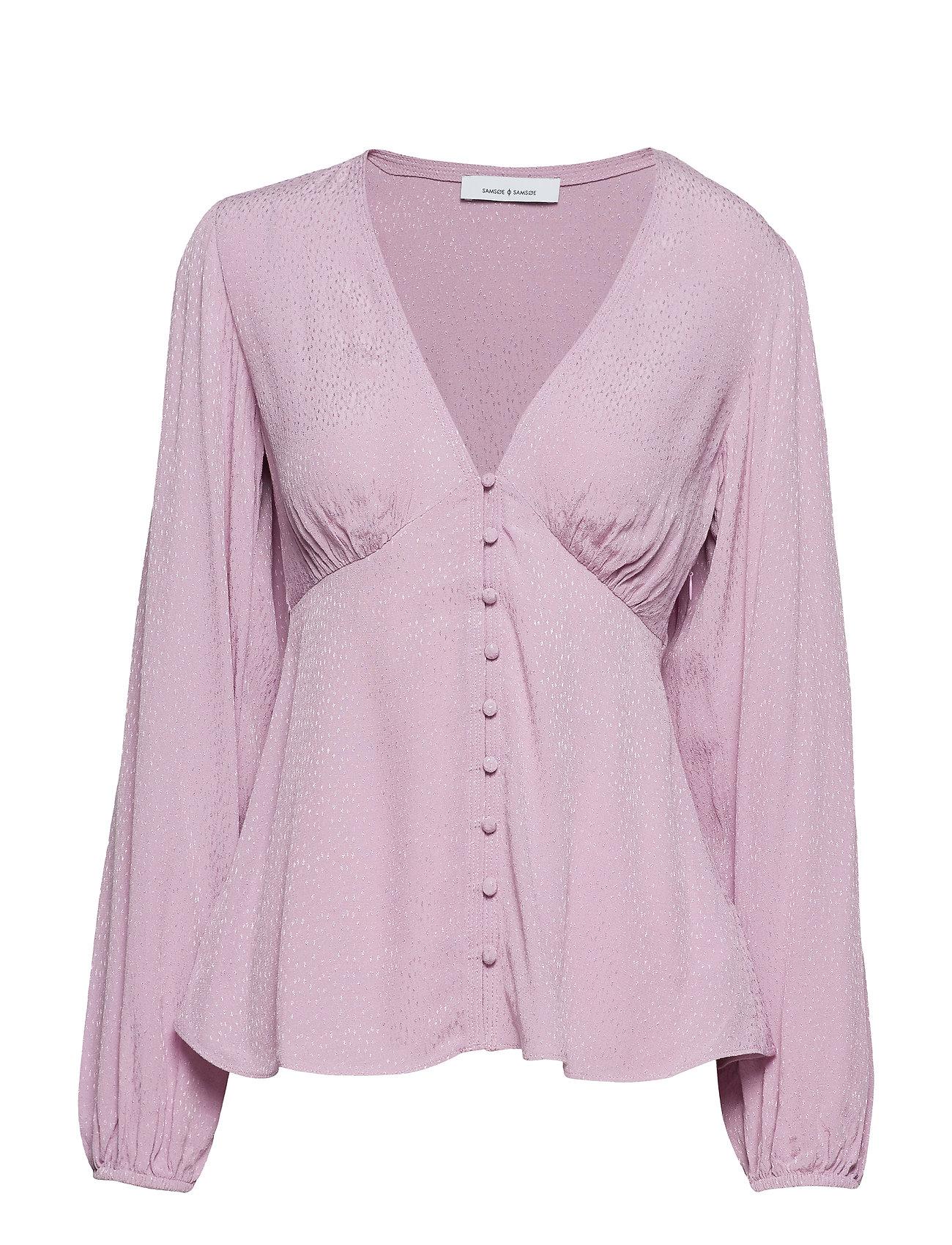Samsøe & Samsøe Petunia blouse 11511 - LAVENDER HERB