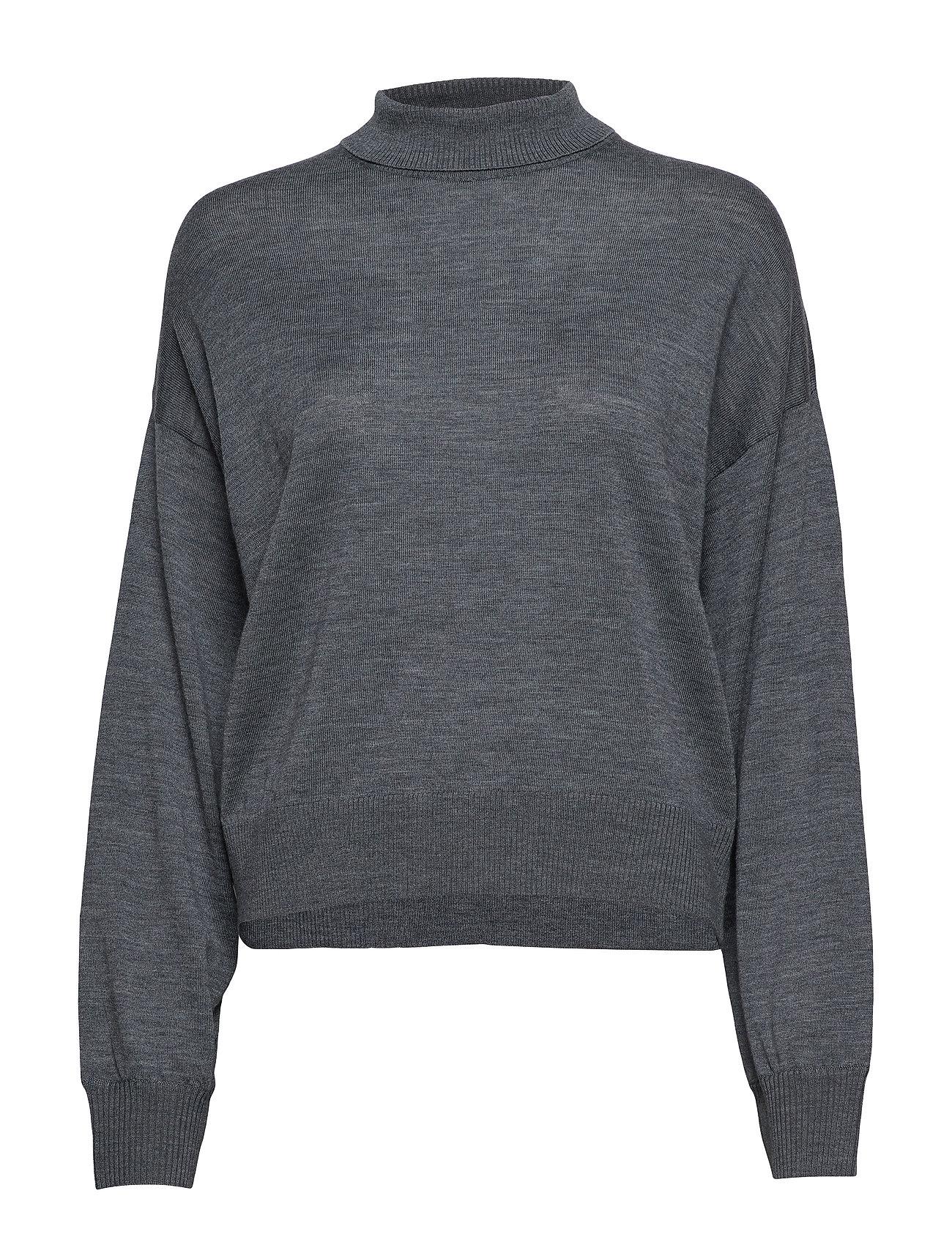 11265dark Grey Kleo Turtleneck Kleo MelSamsøeamp; 3Rjq54AL