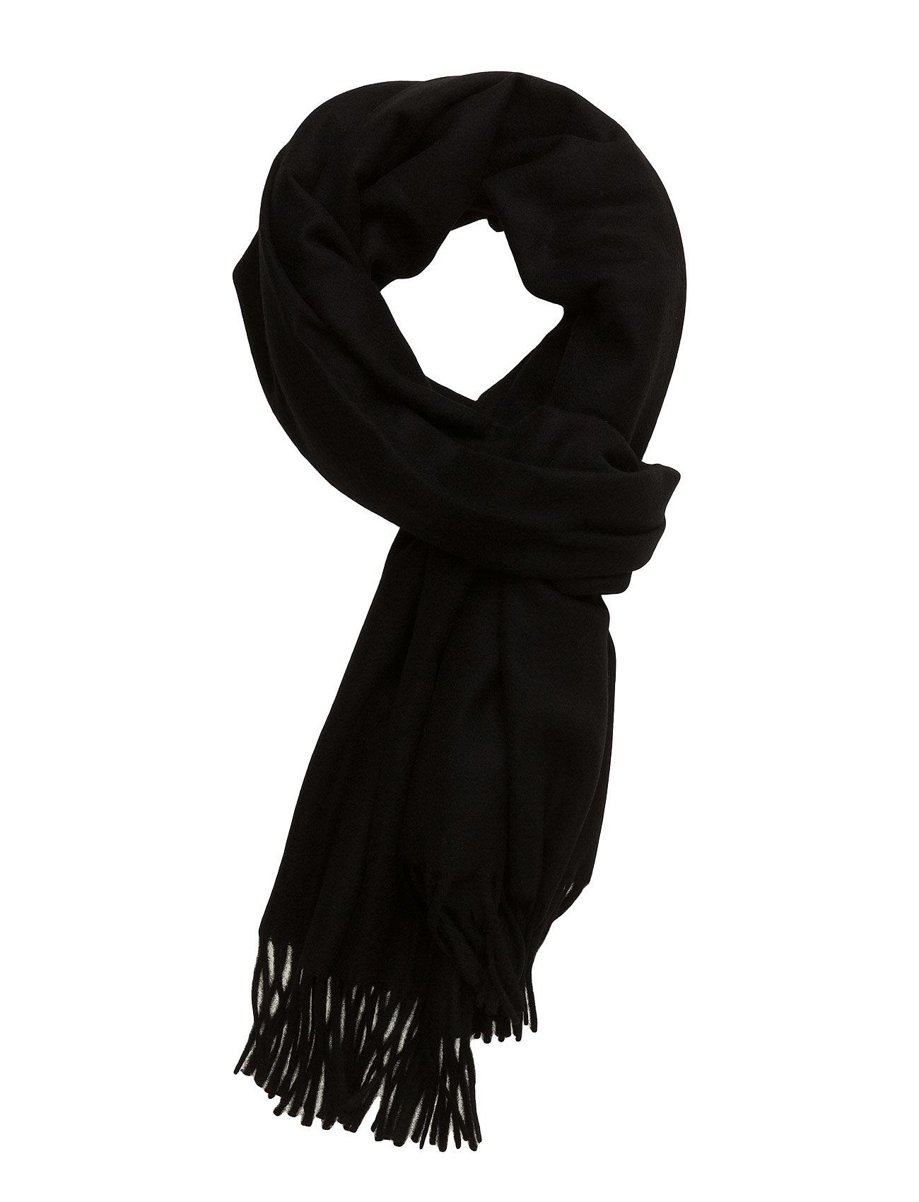 Samsøe & Samsøe Accola maxi scarf 2862 - BLACK