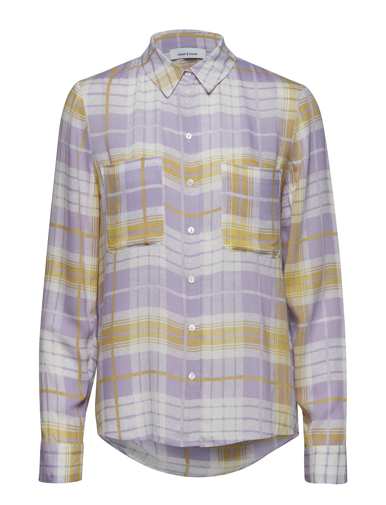 Samsøe & Samsøe Milly shirt aop 7201 - CHECKMEOUT