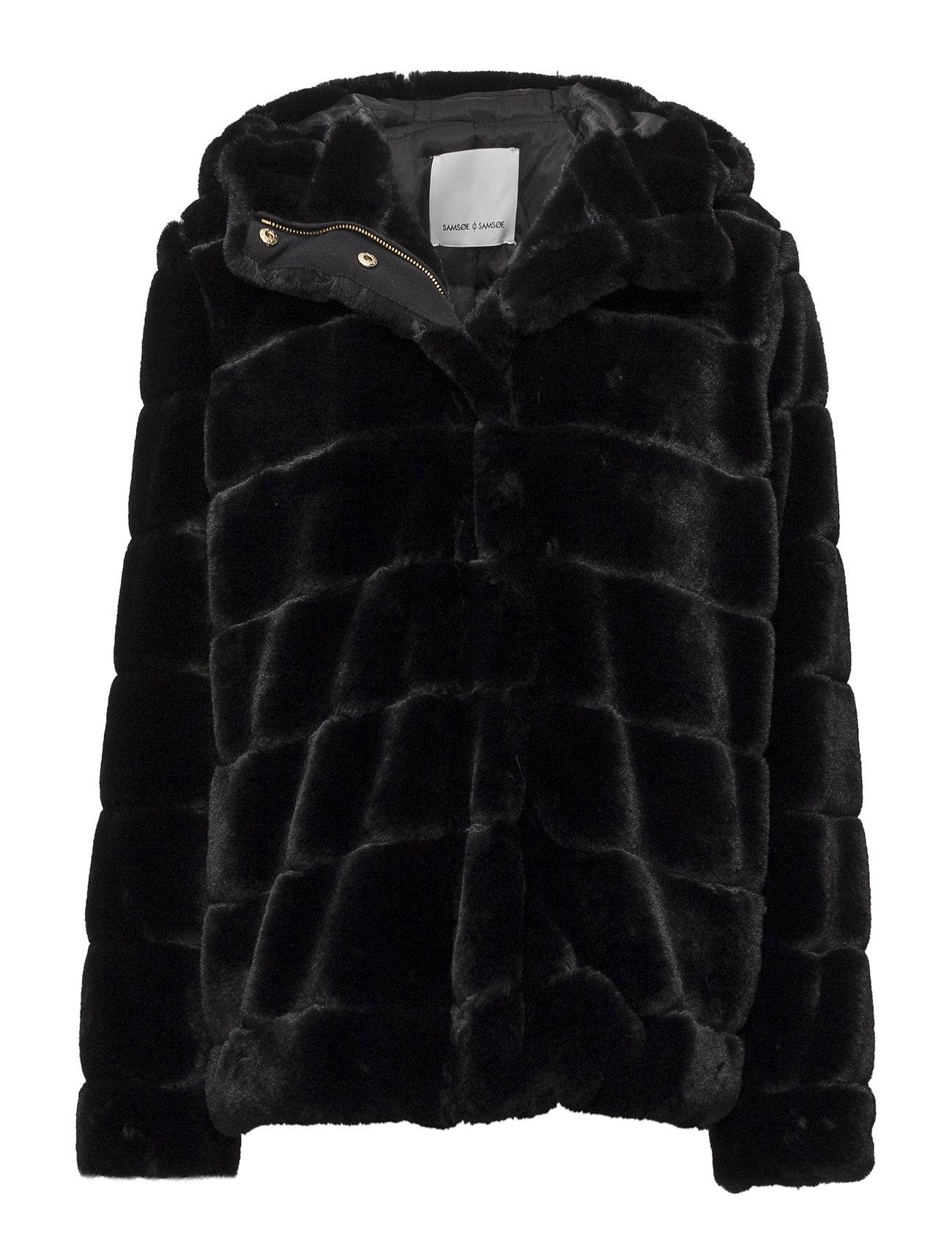 Samsøe & Samsøe Saba jacket 7309 - BLACK