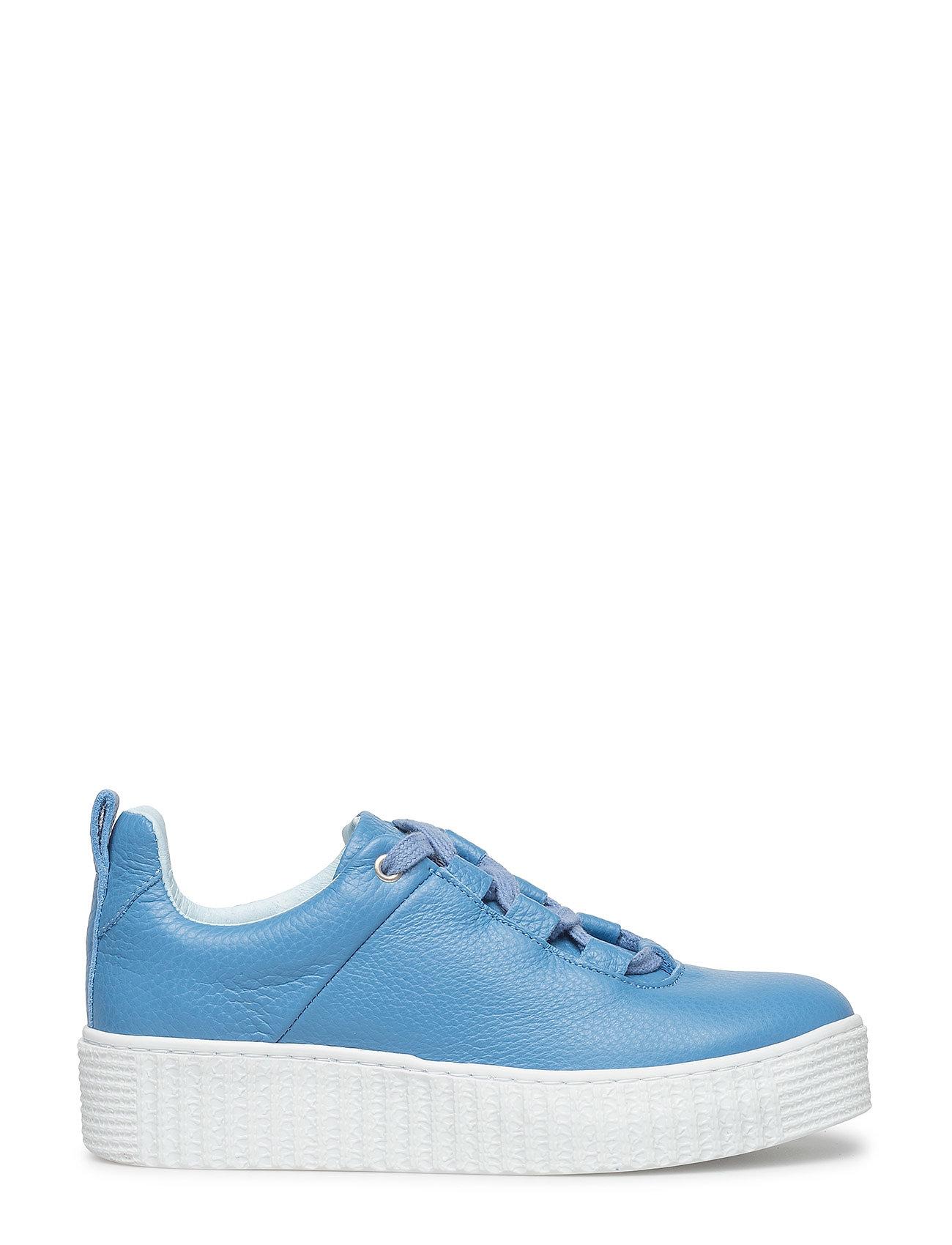 eb2491053ef SILVER LAKE BLUE Samsøe & Samsøe Val 3338 sneakers for dame - Pashion.dk